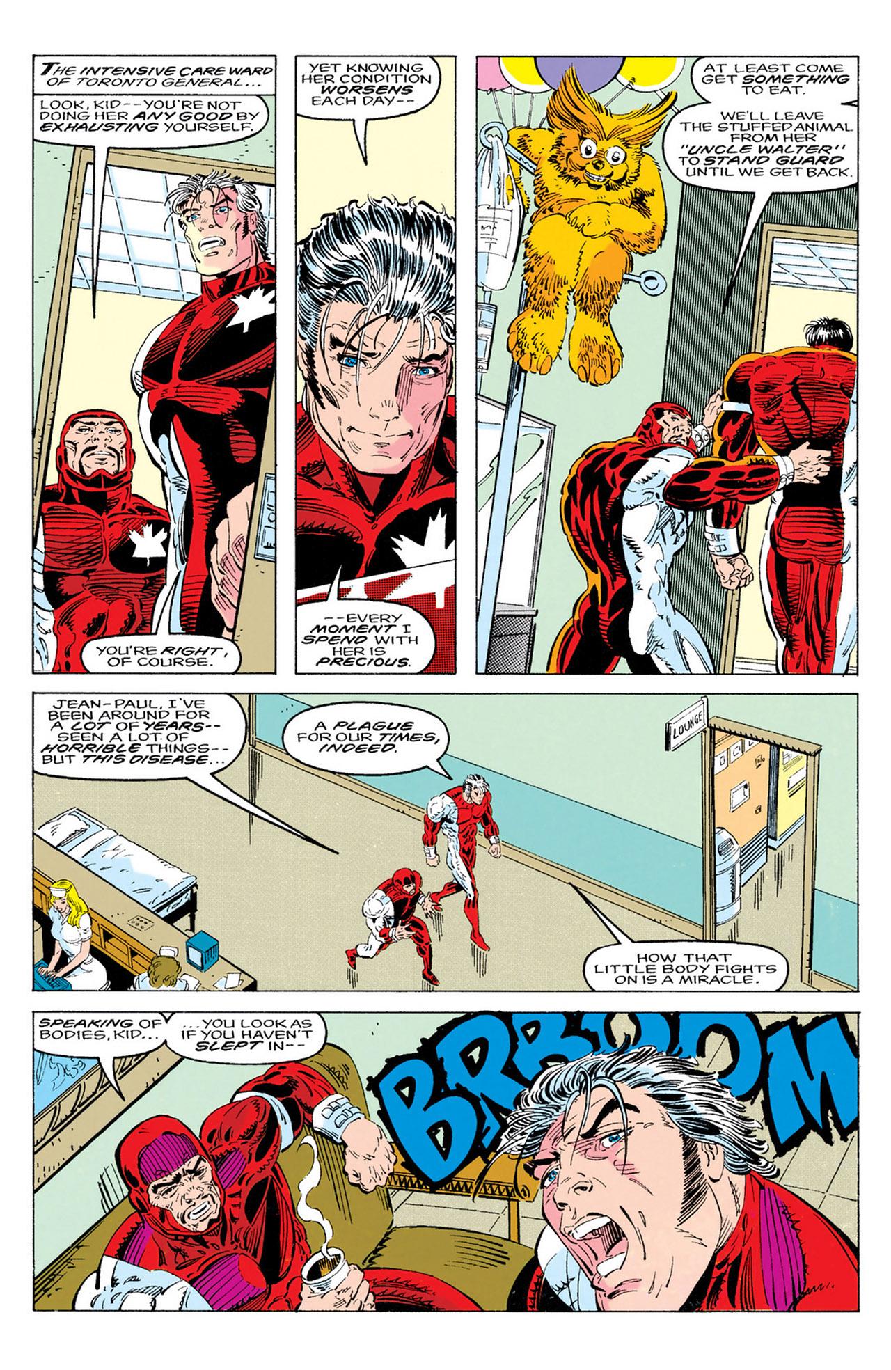 Read online Astonishing X-Men (2004) comic -  Issue # _Annual 1 - 25