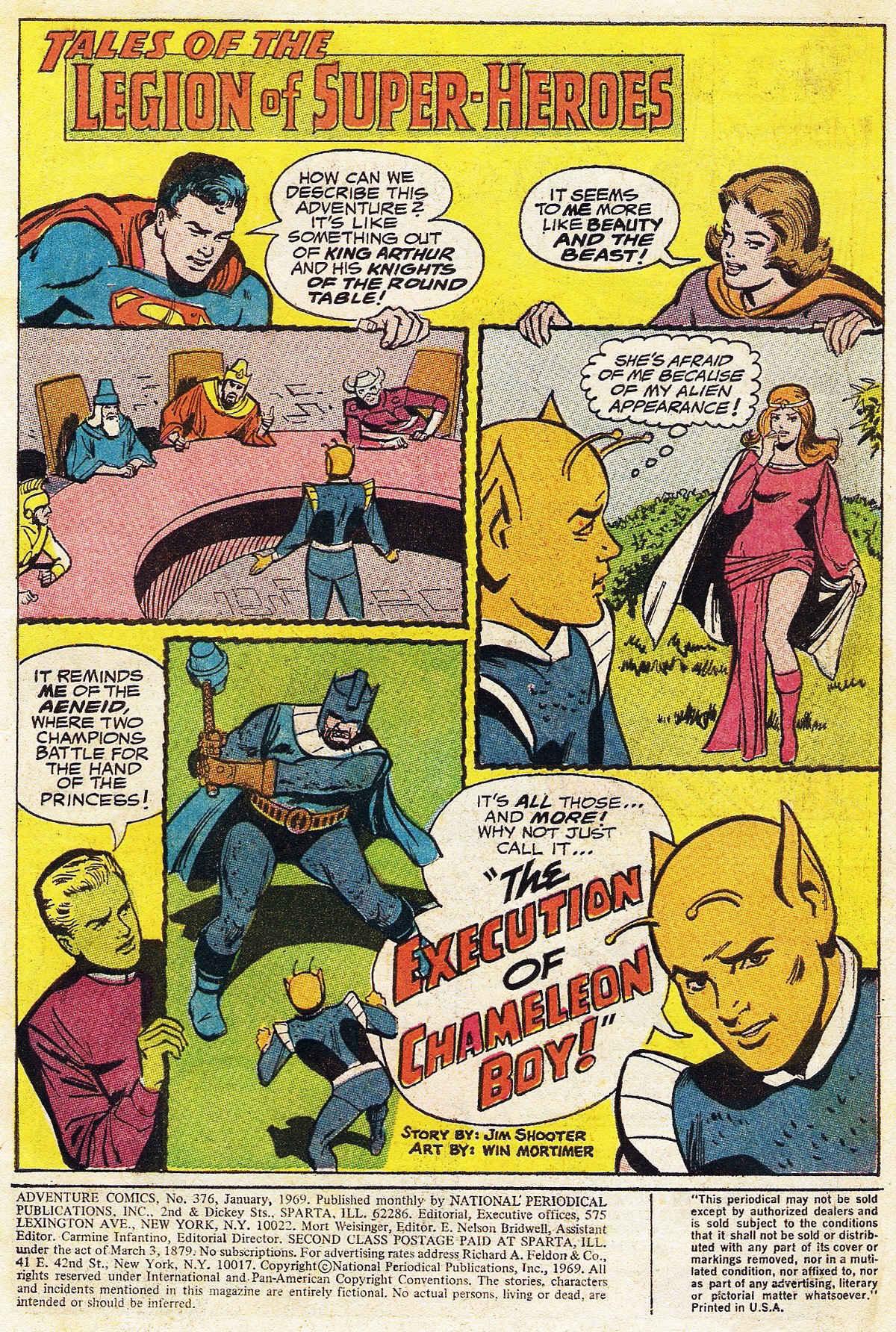 Read online Adventure Comics (1938) comic -  Issue #376 - 3