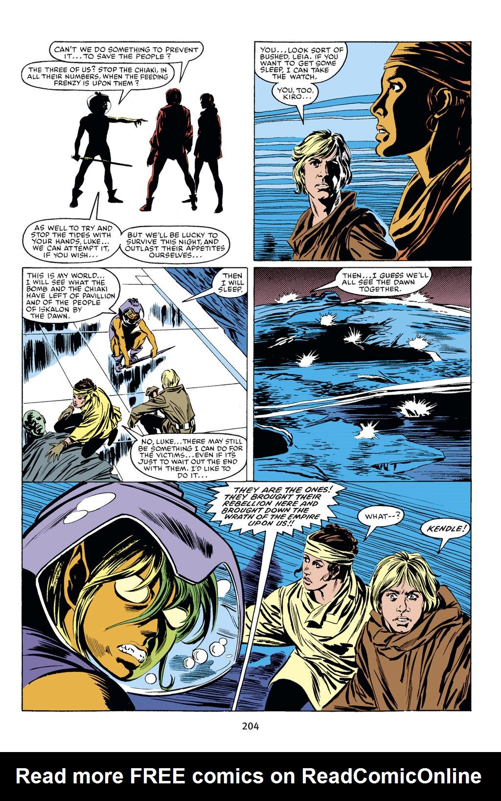 Read online Star Wars Omnibus comic -  Issue # Vol. 18 - 191