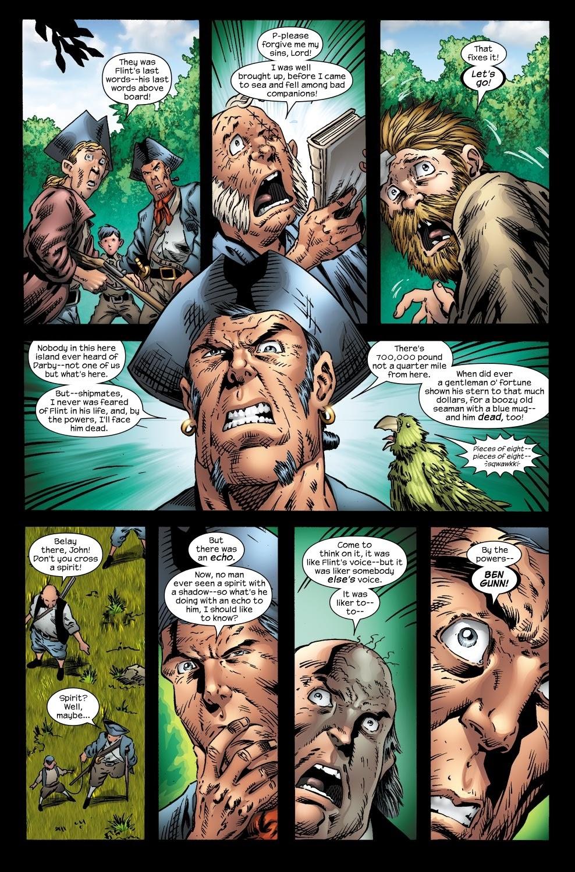 Read online Treasure Island comic -  Issue #6 - 4