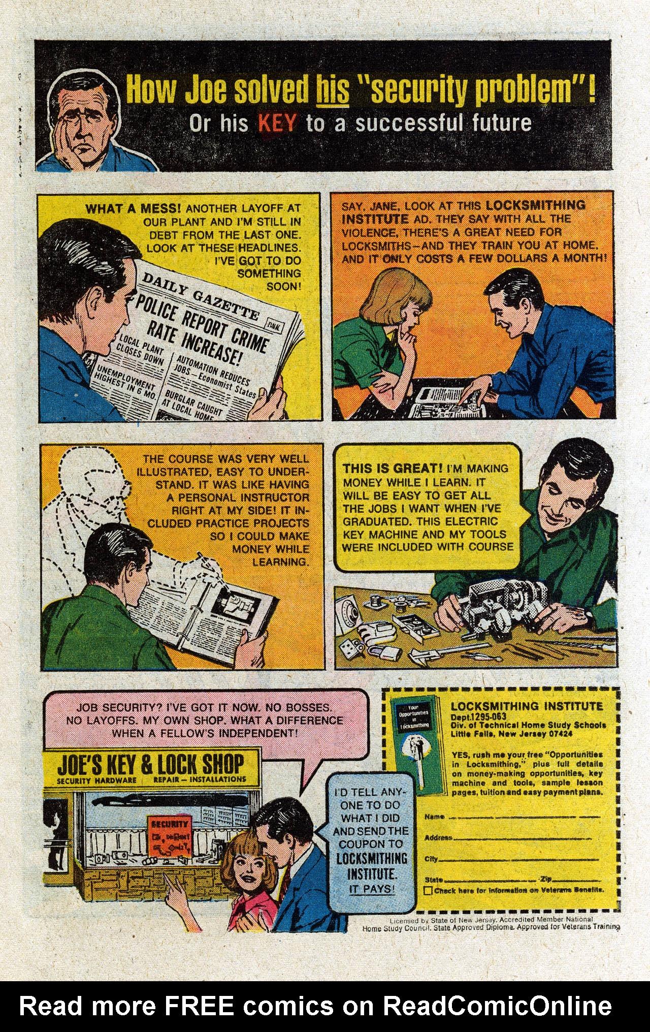 Read online Uncanny X-Men (1963) comic -  Issue #83 - 15