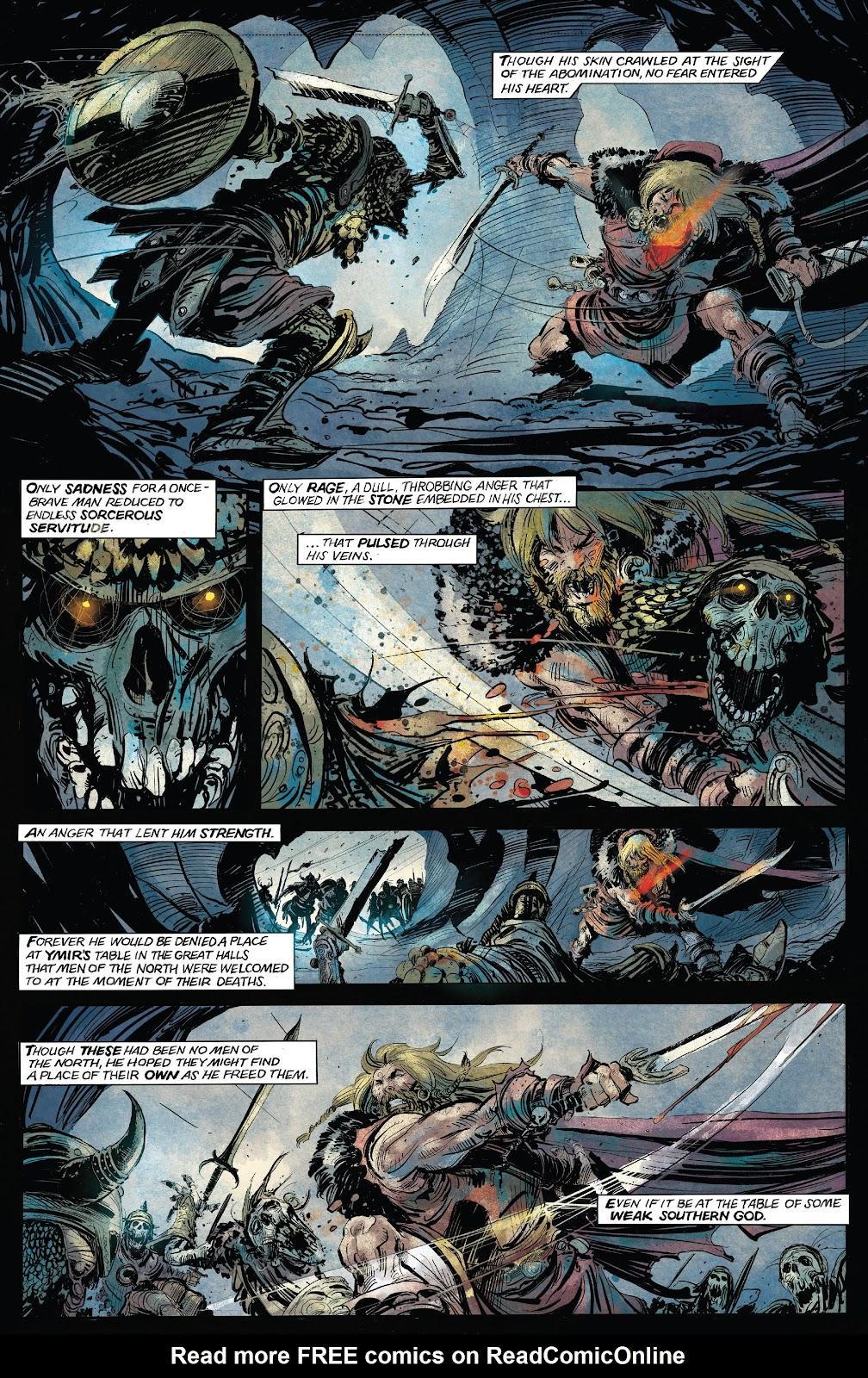 Read online Bizarre Adventures (2019) comic -  Issue # Full - 6