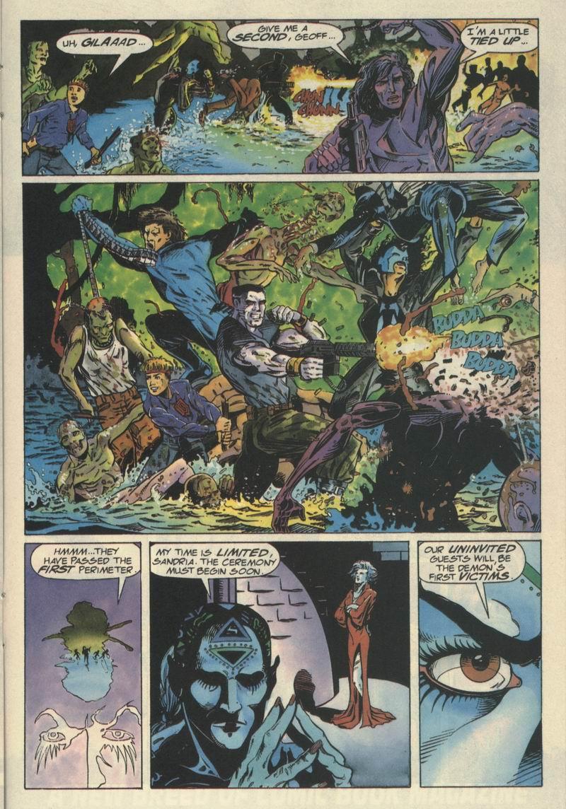 Read online Secret Weapons comic -  Issue #2 - 14