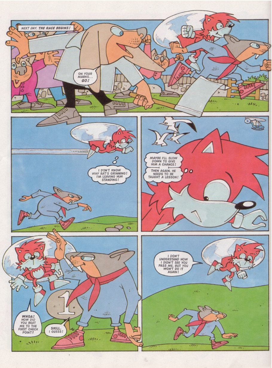 Read online Sonic the Comic comic -  Issue #140 - 19