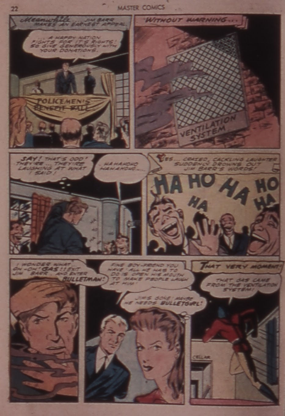 Master Comics issue 30 - Page 22