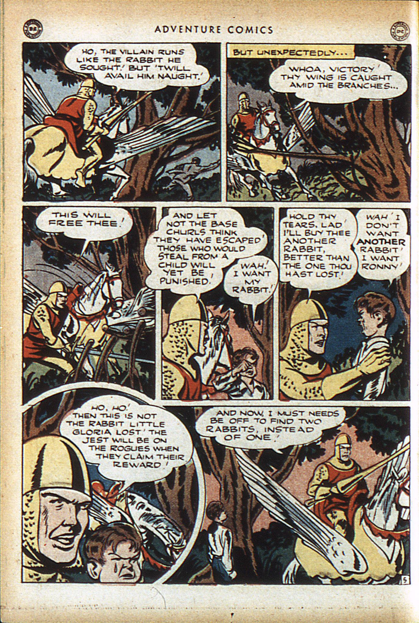 Read online Adventure Comics (1938) comic -  Issue #96 - 19