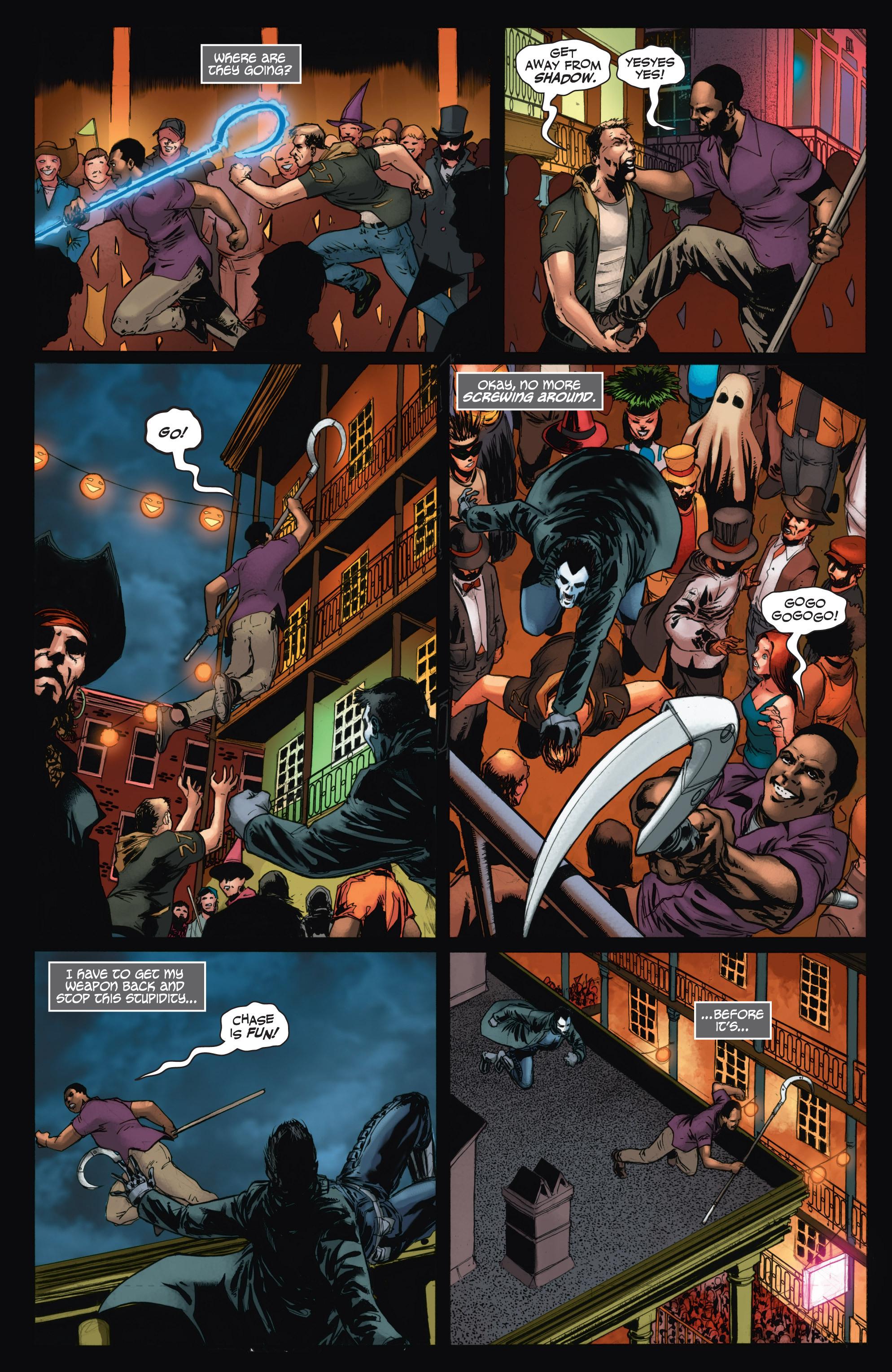 Read online Shadowman (2012) comic -  Issue #11 - 13