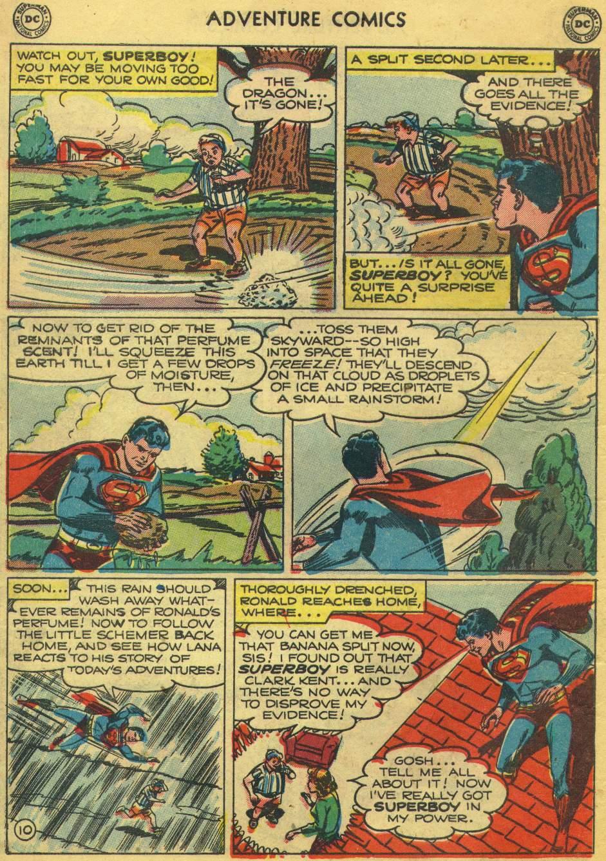 Read online Adventure Comics (1938) comic -  Issue #168 - 12