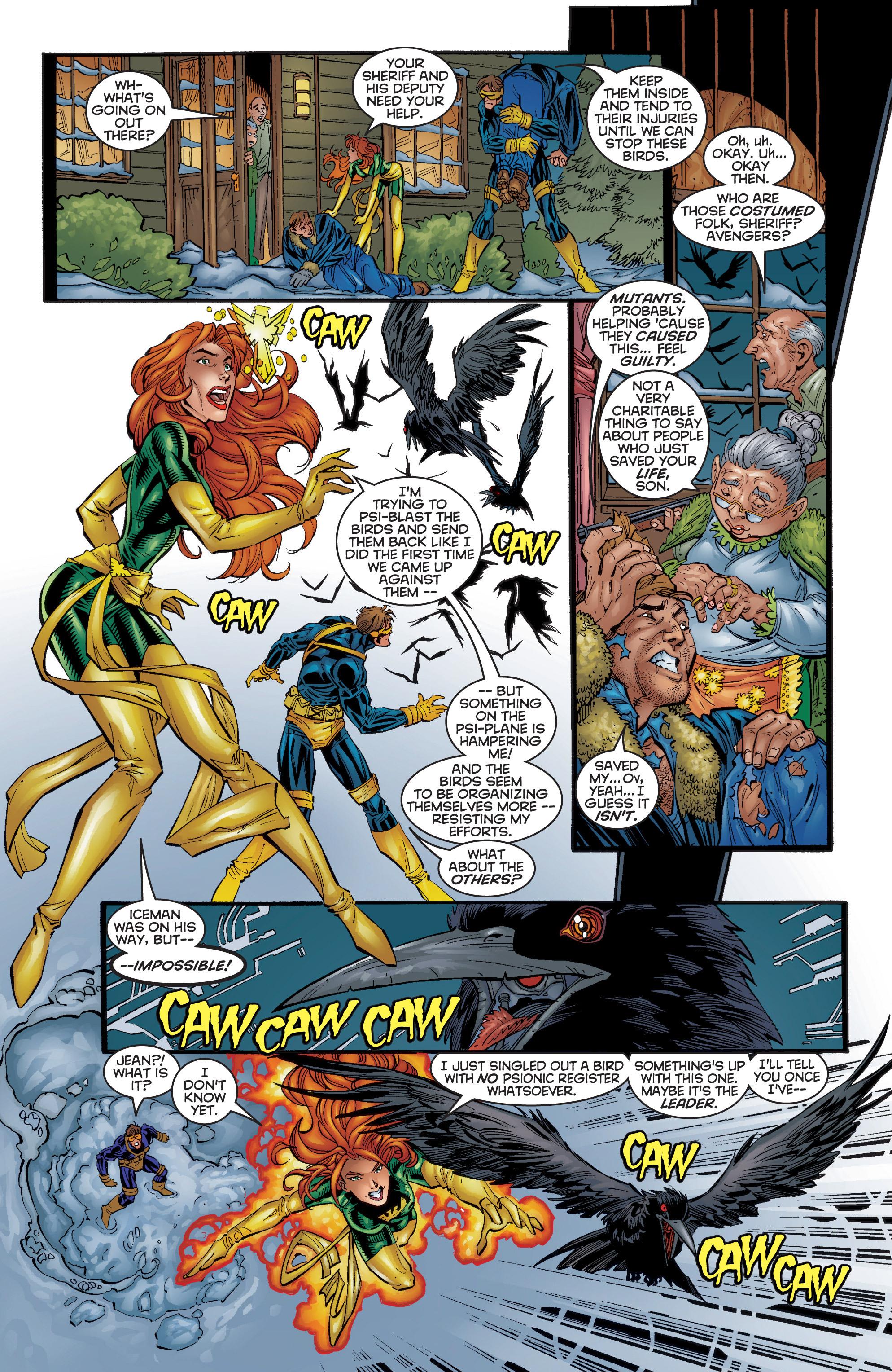 Read online Uncanny X-Men (1963) comic -  Issue #357 - 18