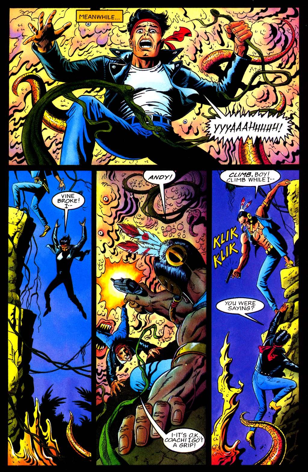 Read online Turok, Dinosaur Hunter (1993) comic -  Issue #32 - 11