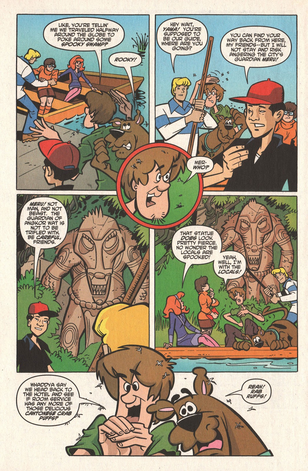 Read online Scooby-Doo (1997) comic -  Issue #85 - 4