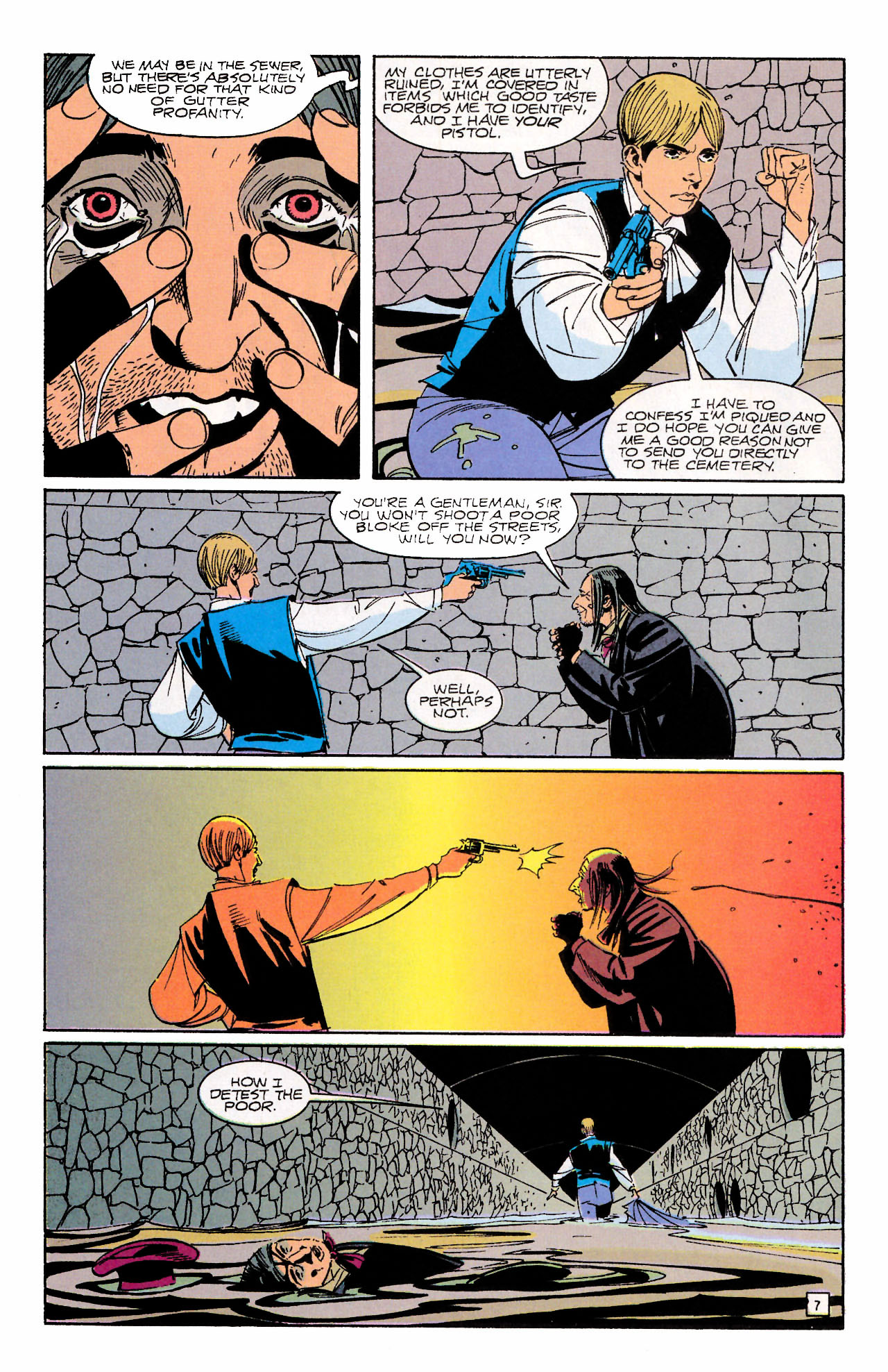 Read online Sebastian O comic -  Issue #2 - 10