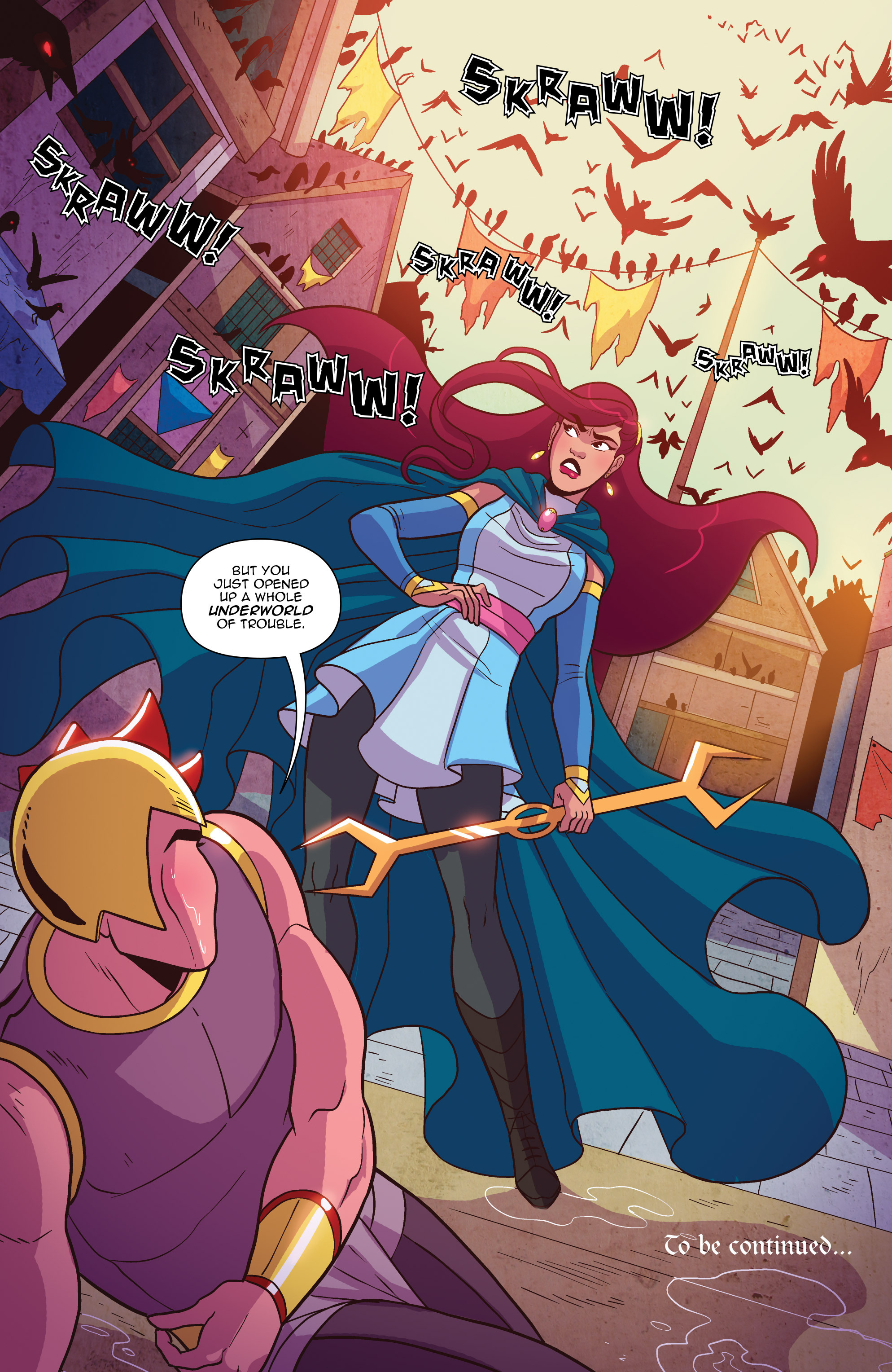 Read online Another Castle comic -  Issue #3 - 26