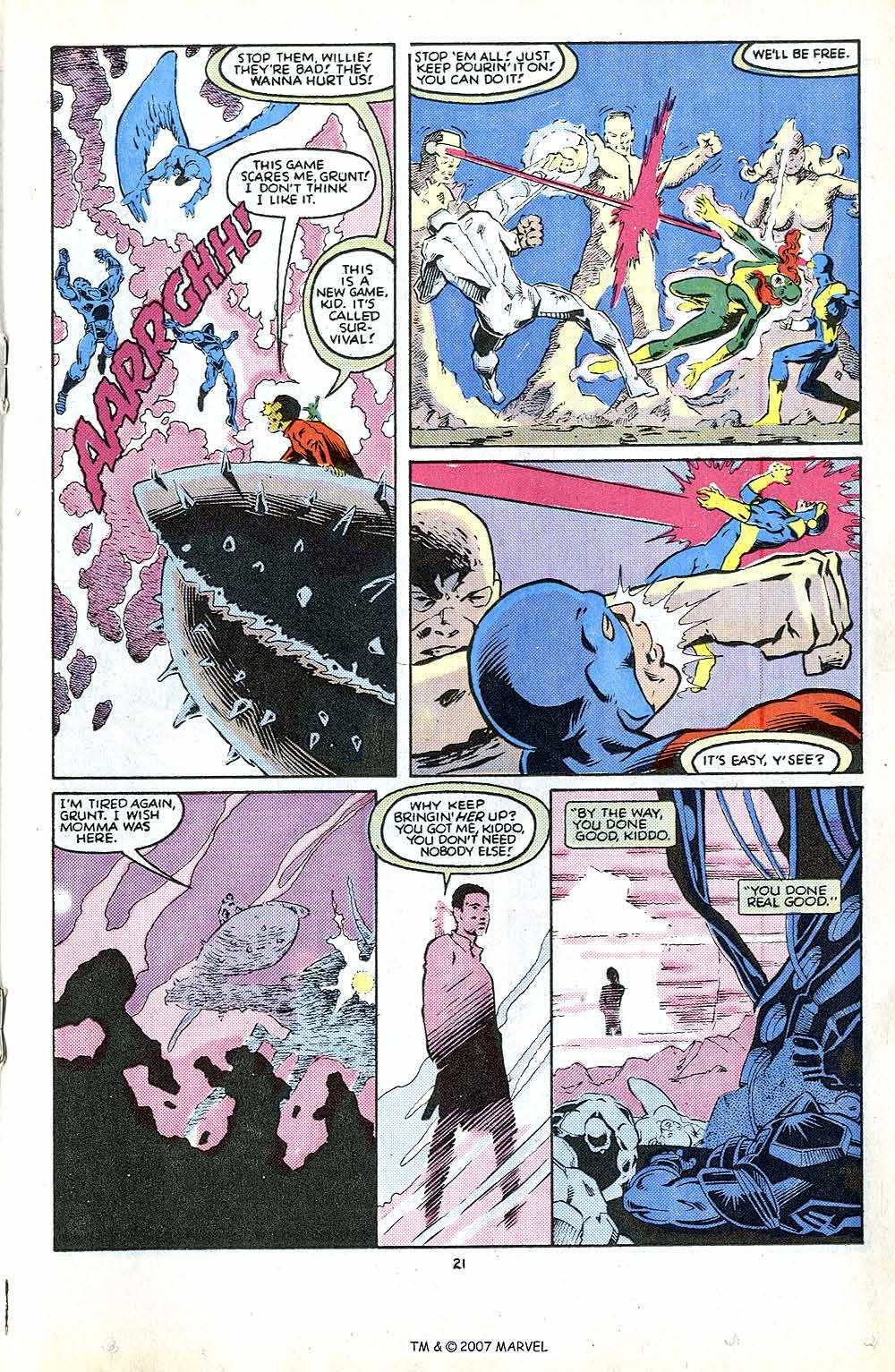 Iron Man Annual issue 8 - Page 27