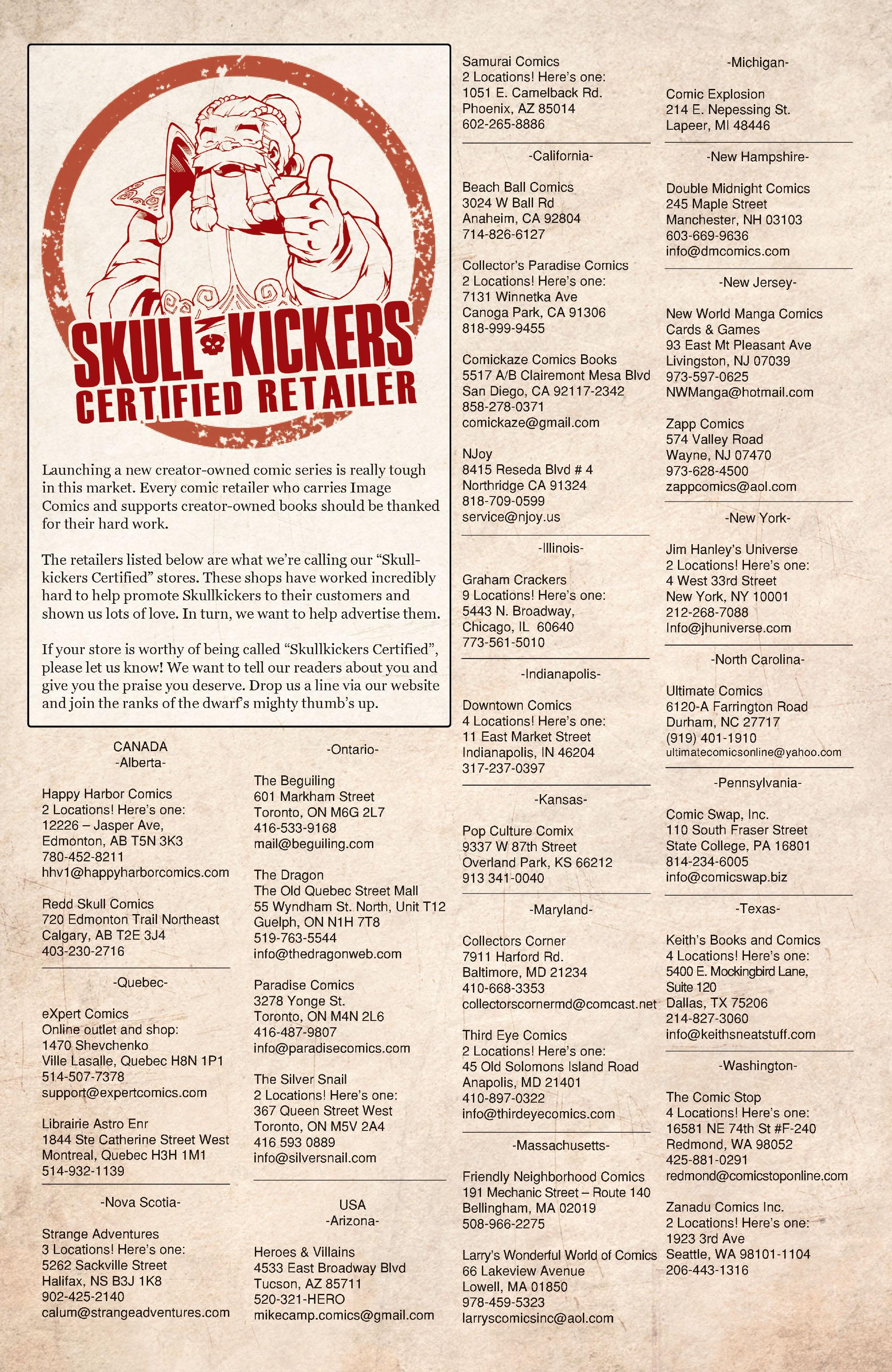 Read online Skullkickers comic -  Issue #9 - 26