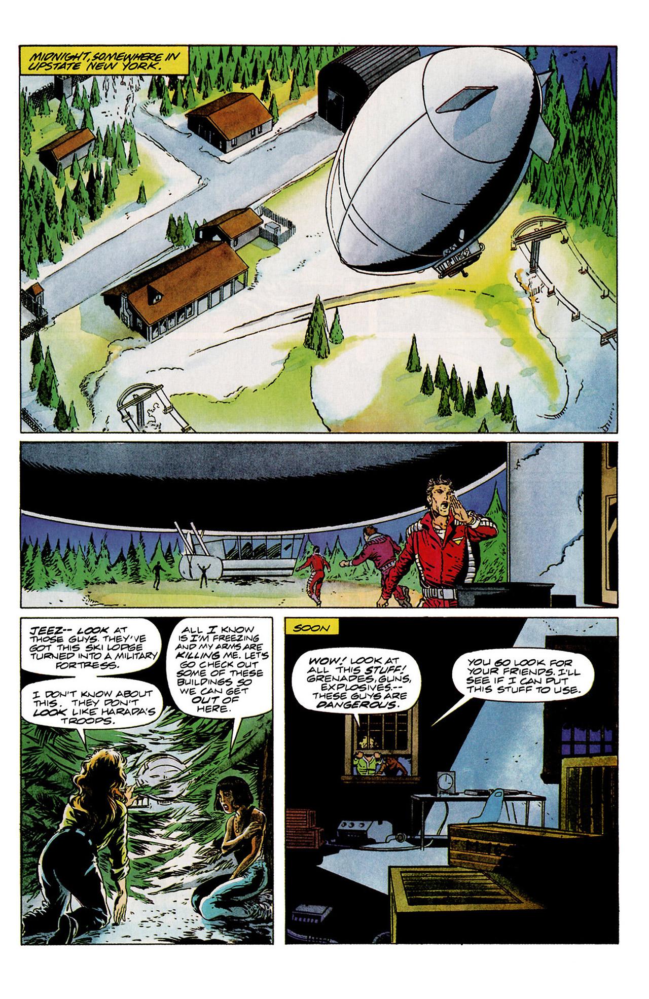 Read online Harbinger (1992) comic -  Issue #11 - 12