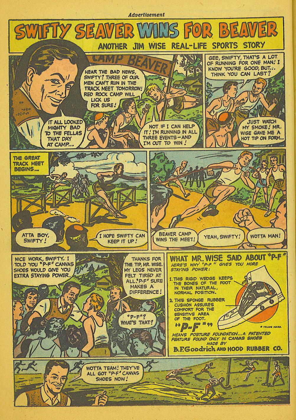 Read online Sensation (Mystery) Comics comic -  Issue #66 - 16