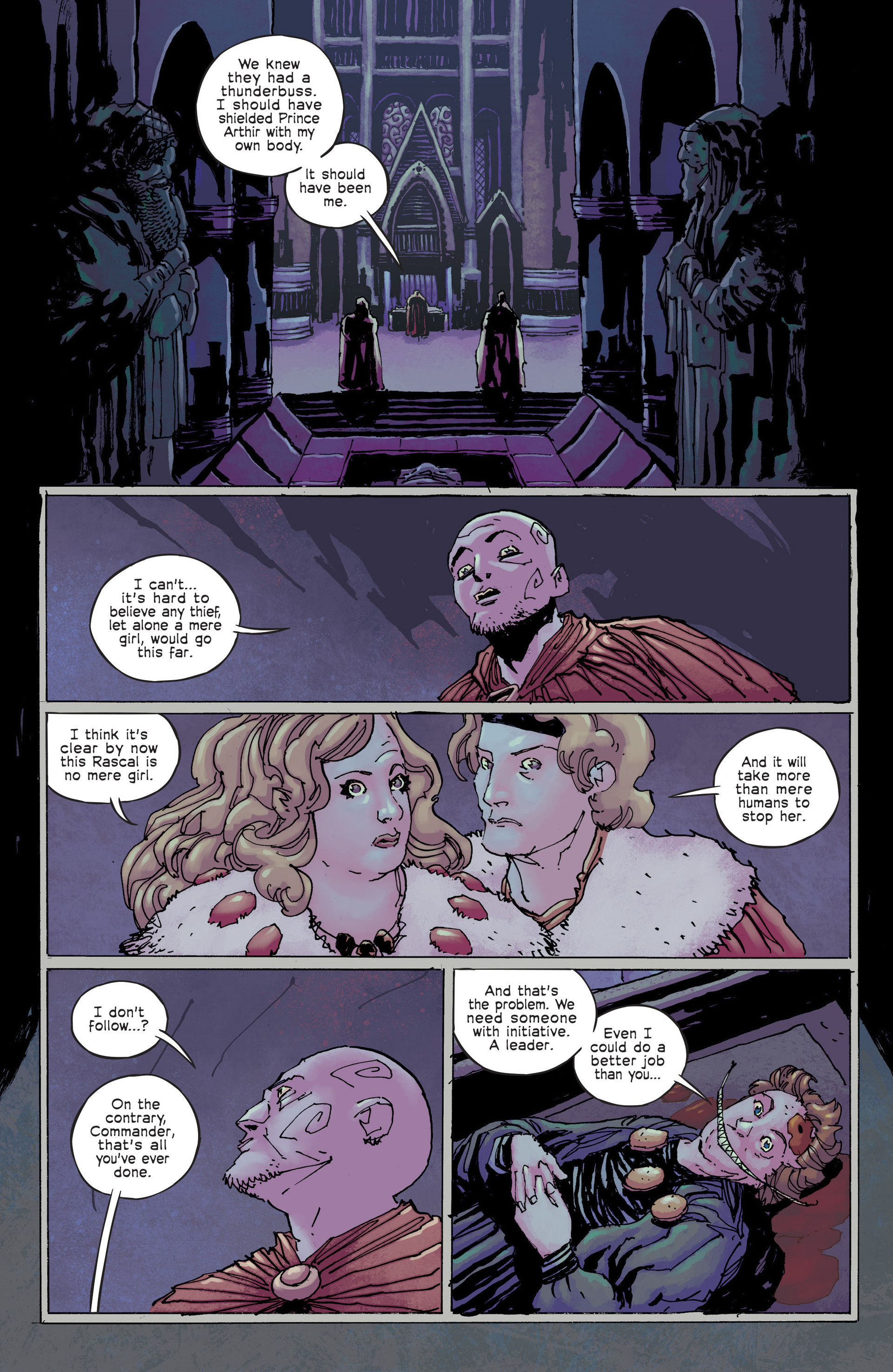 Read online Umbral comic -  Issue #6 - 24
