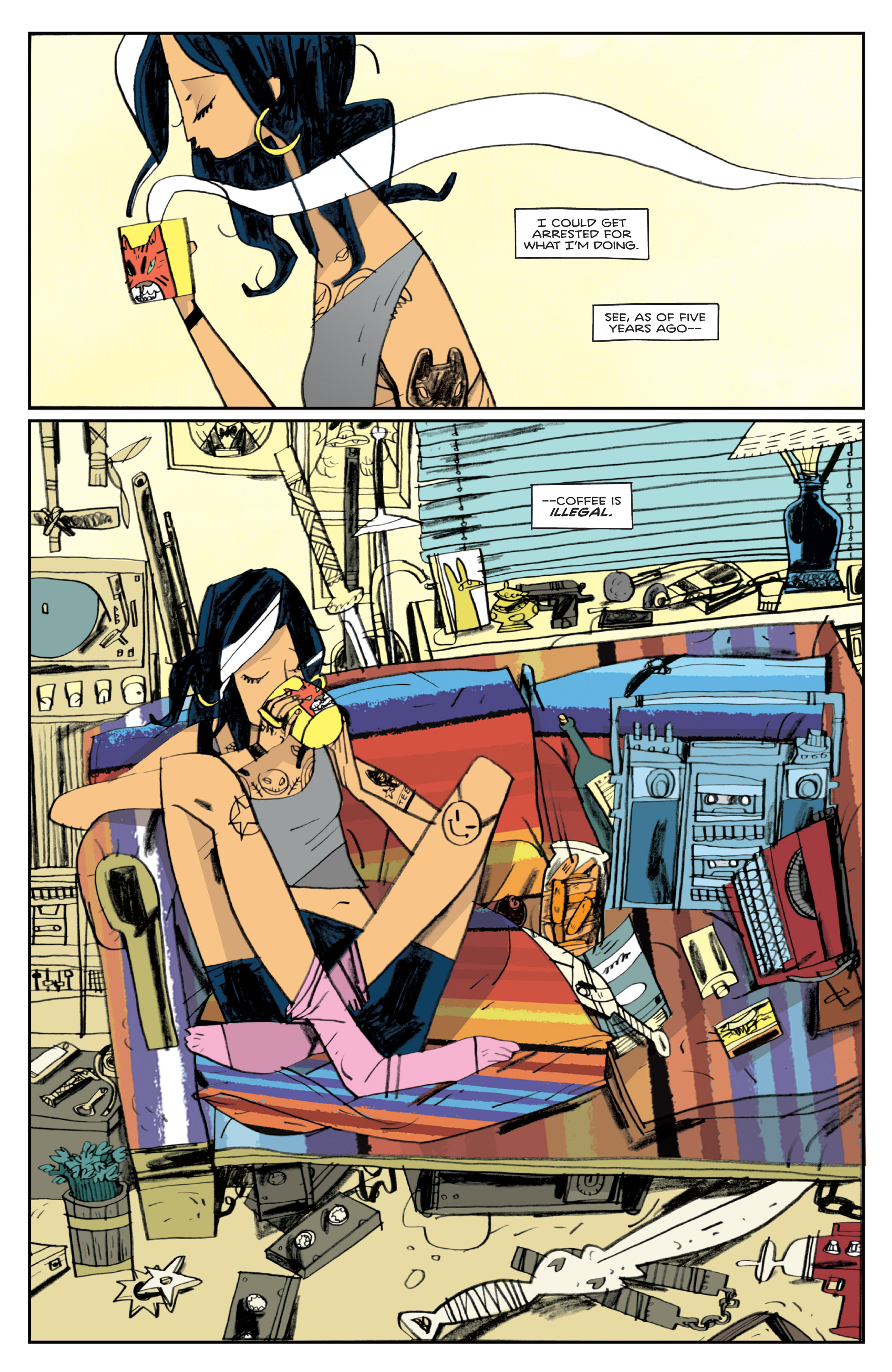 Read online Night Owl Society comic -  Issue #2 - 35