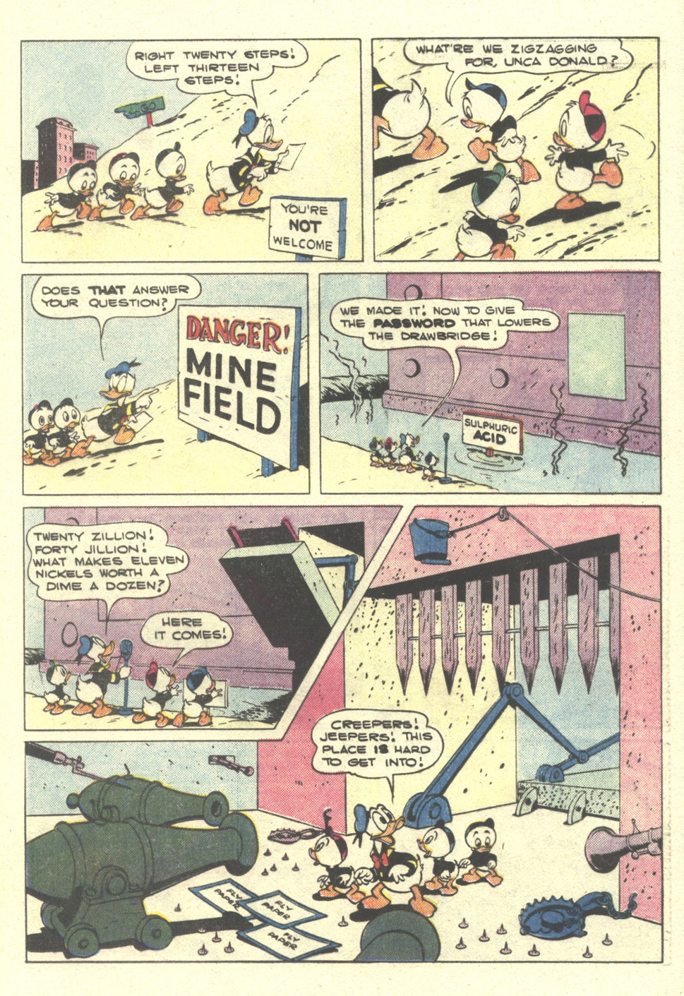Read online Uncle Scrooge (1953) comic -  Issue #212 - 25