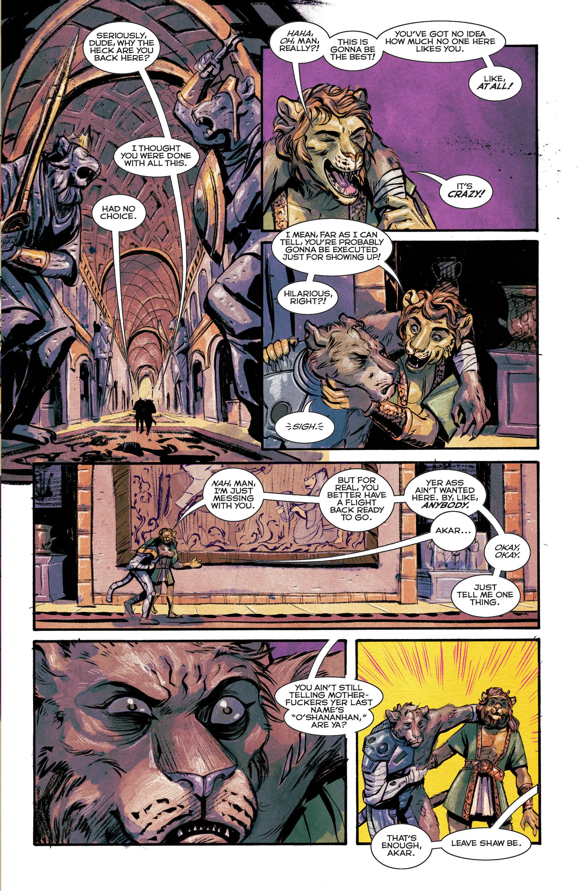 Read online Shutter comic -  Issue #15 - 17