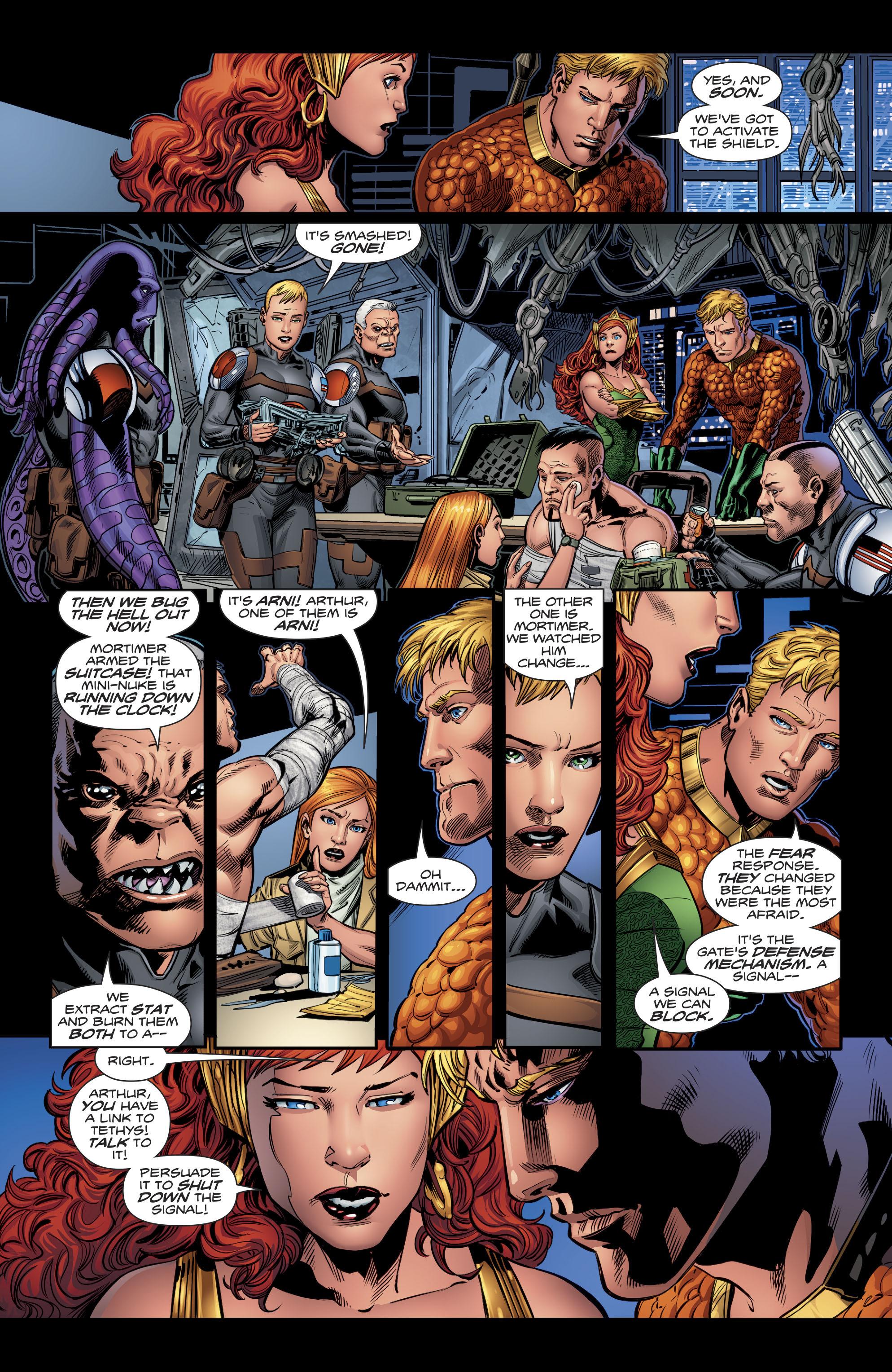 Read online Aquaman (2016) comic -  Issue #22 - 10