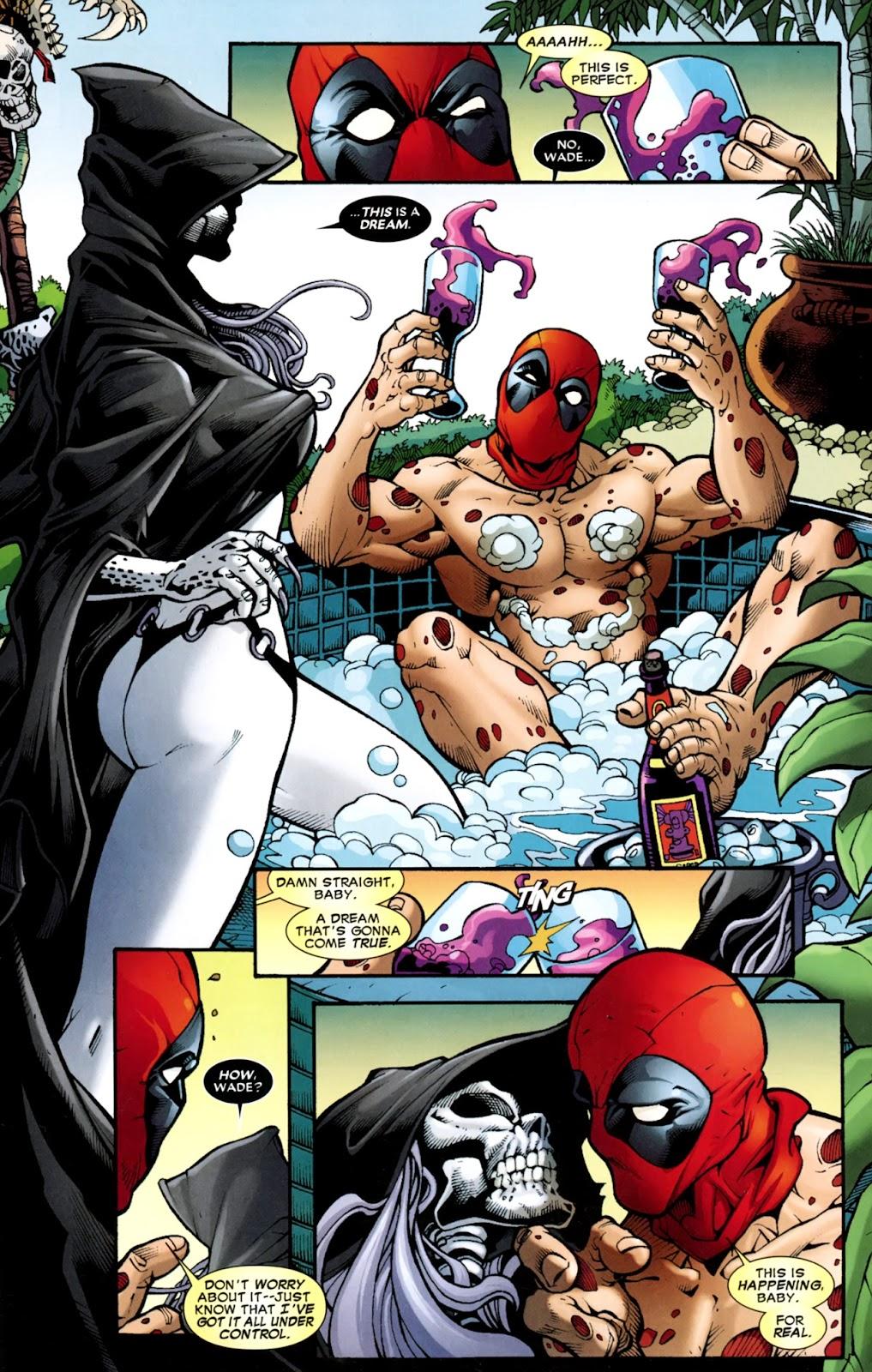 Read online Deadpool (2008) comic -  Issue #37 - 3