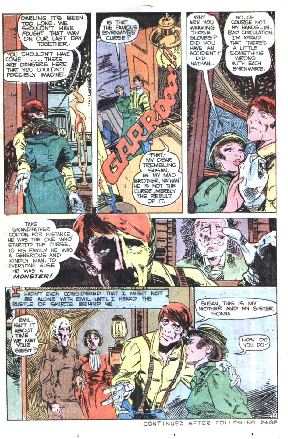 Haunted Love (1973) issue 5 - Page 13