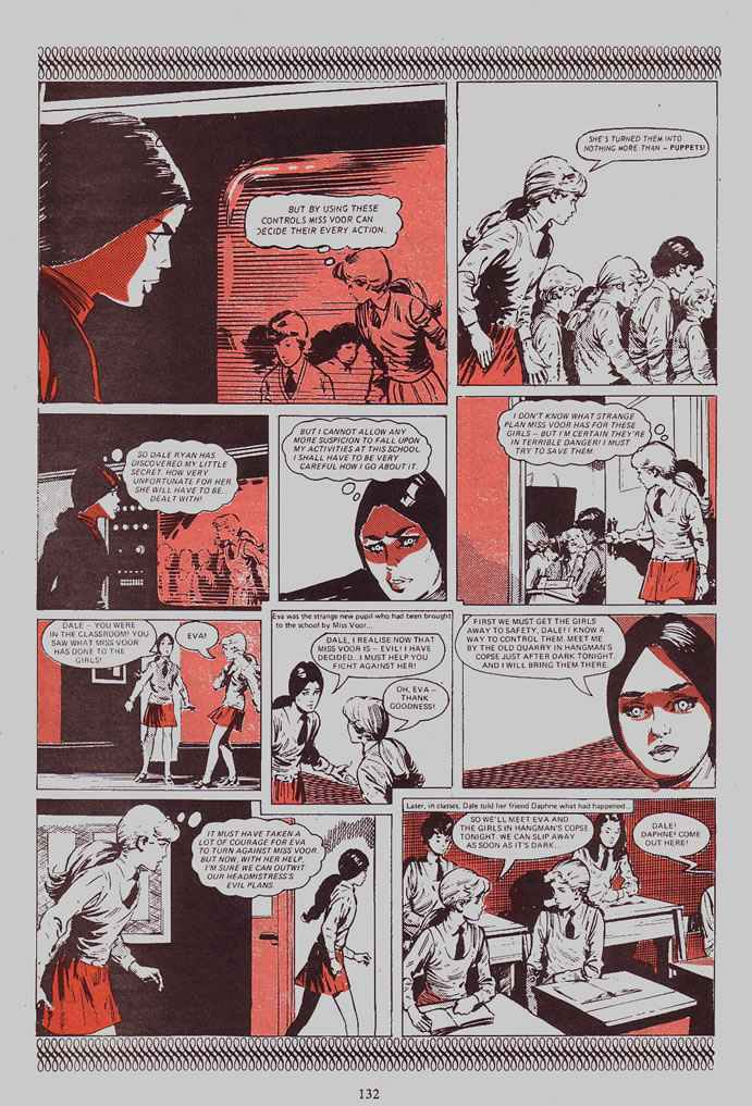 Read online Misty comic -  Issue # _Annual 1979 - 132