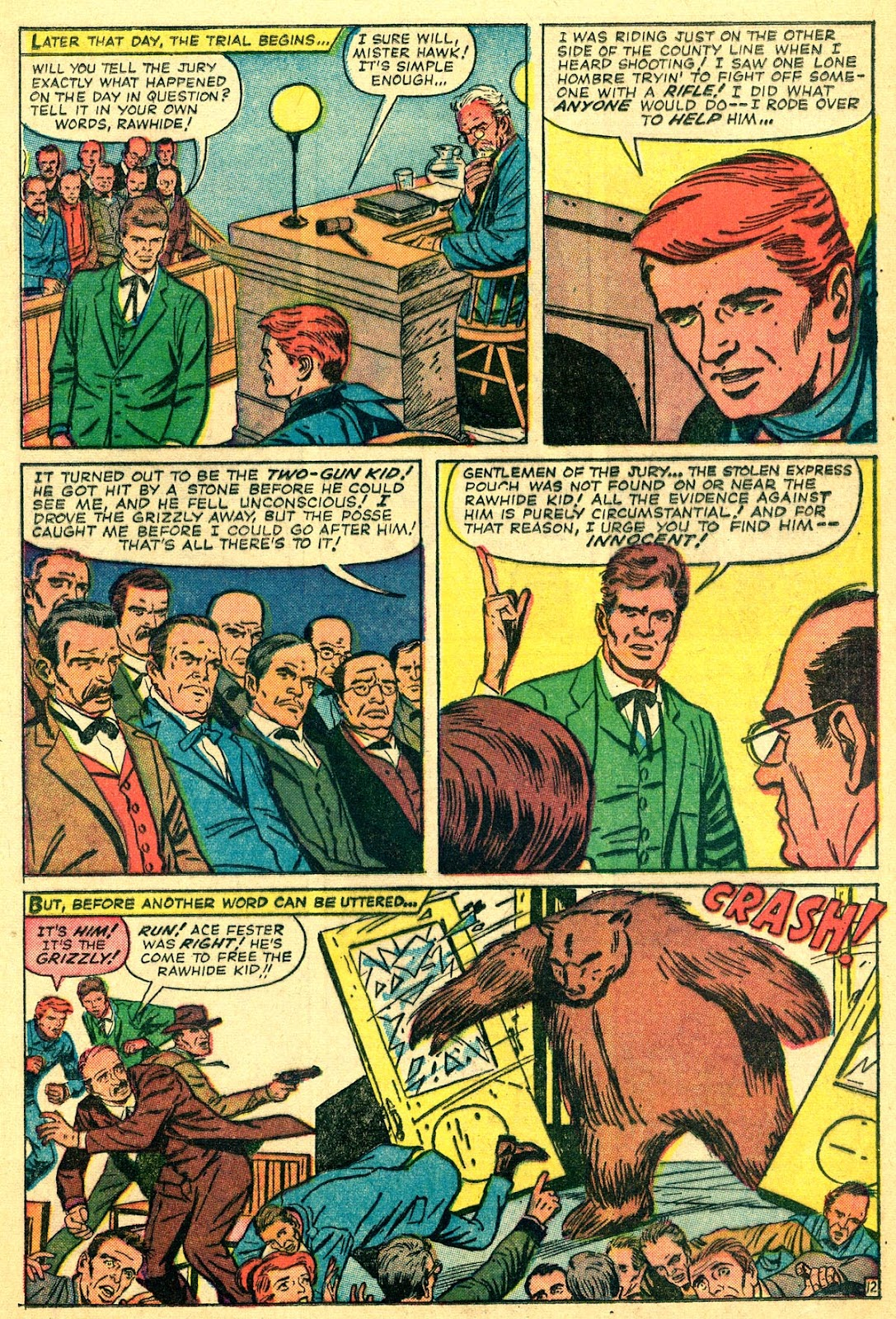 The Rawhide Kid (1955) issue 40 - Page 17