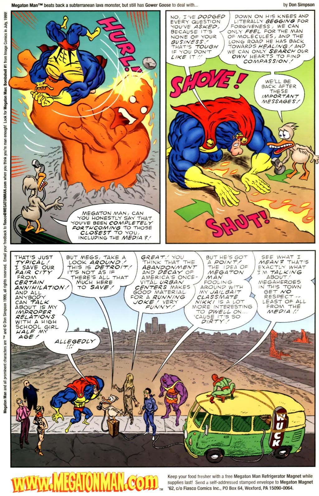 The Savage Dragon (1993) Issue #61 #64 - English 31