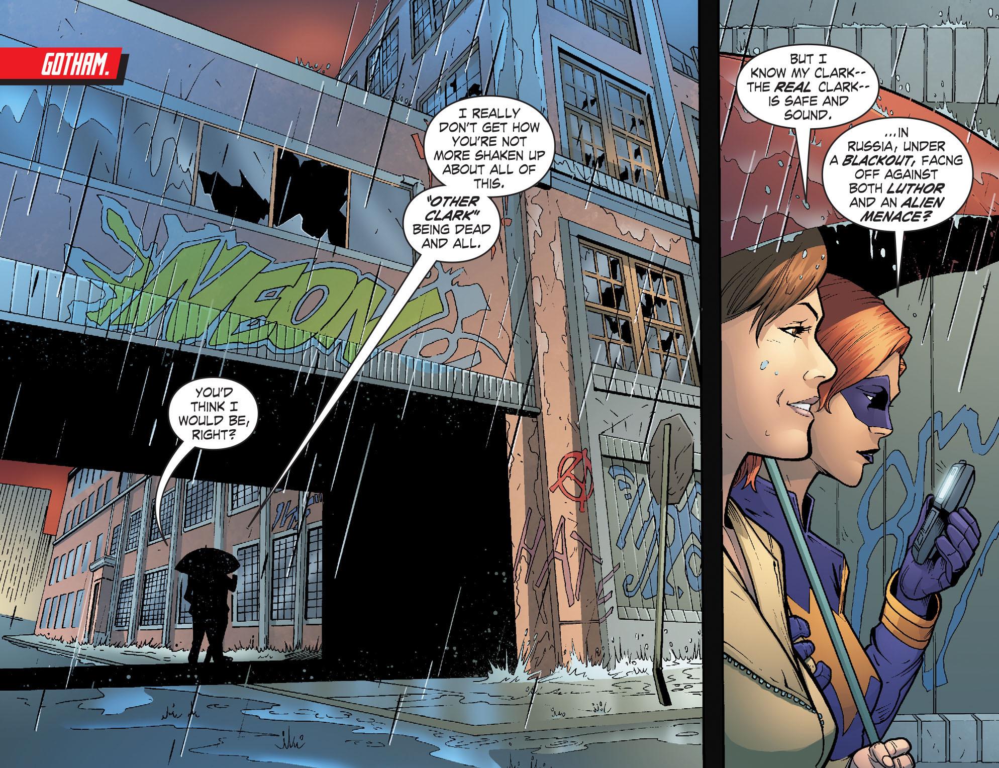 Read online Smallville: Alien comic -  Issue #8 - 3