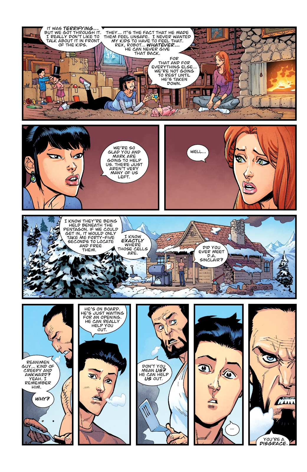 Invincible (2003) issue TPB 21 - Modern Family - Page 52