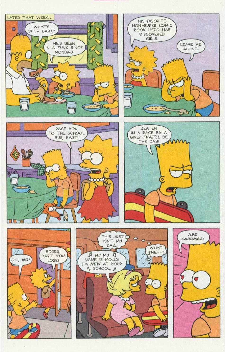Read online Simpsons Comics Presents Bart Simpson comic -  Issue #1 - 16