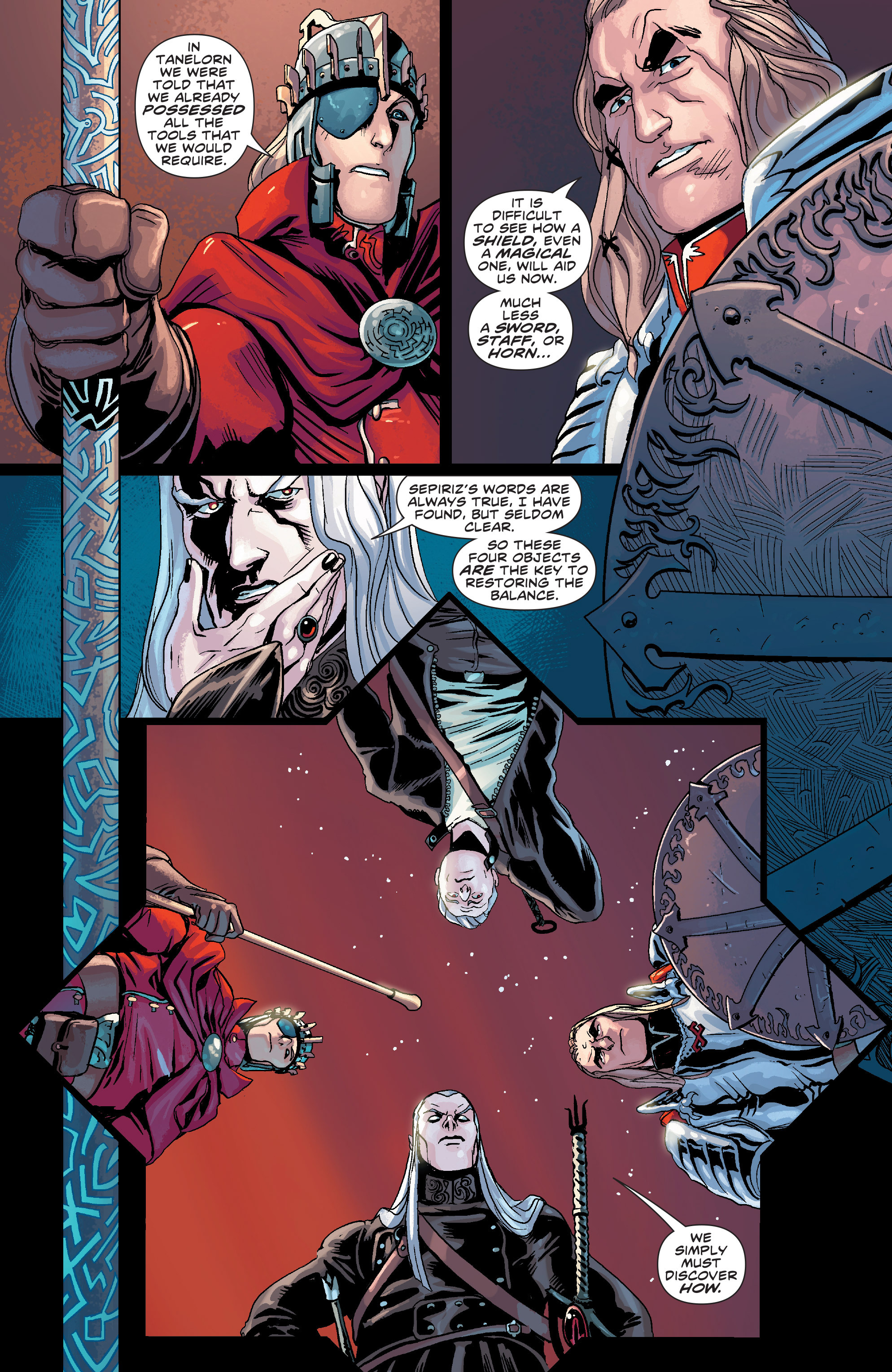 Read online Elric: The Balance Lost comic -  Issue # TPB 3 - 56