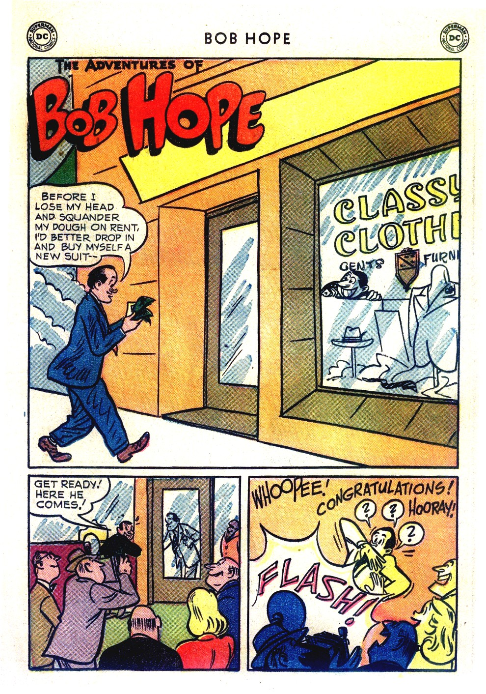 The Adventures of Bob Hope issue 27 - Page 15