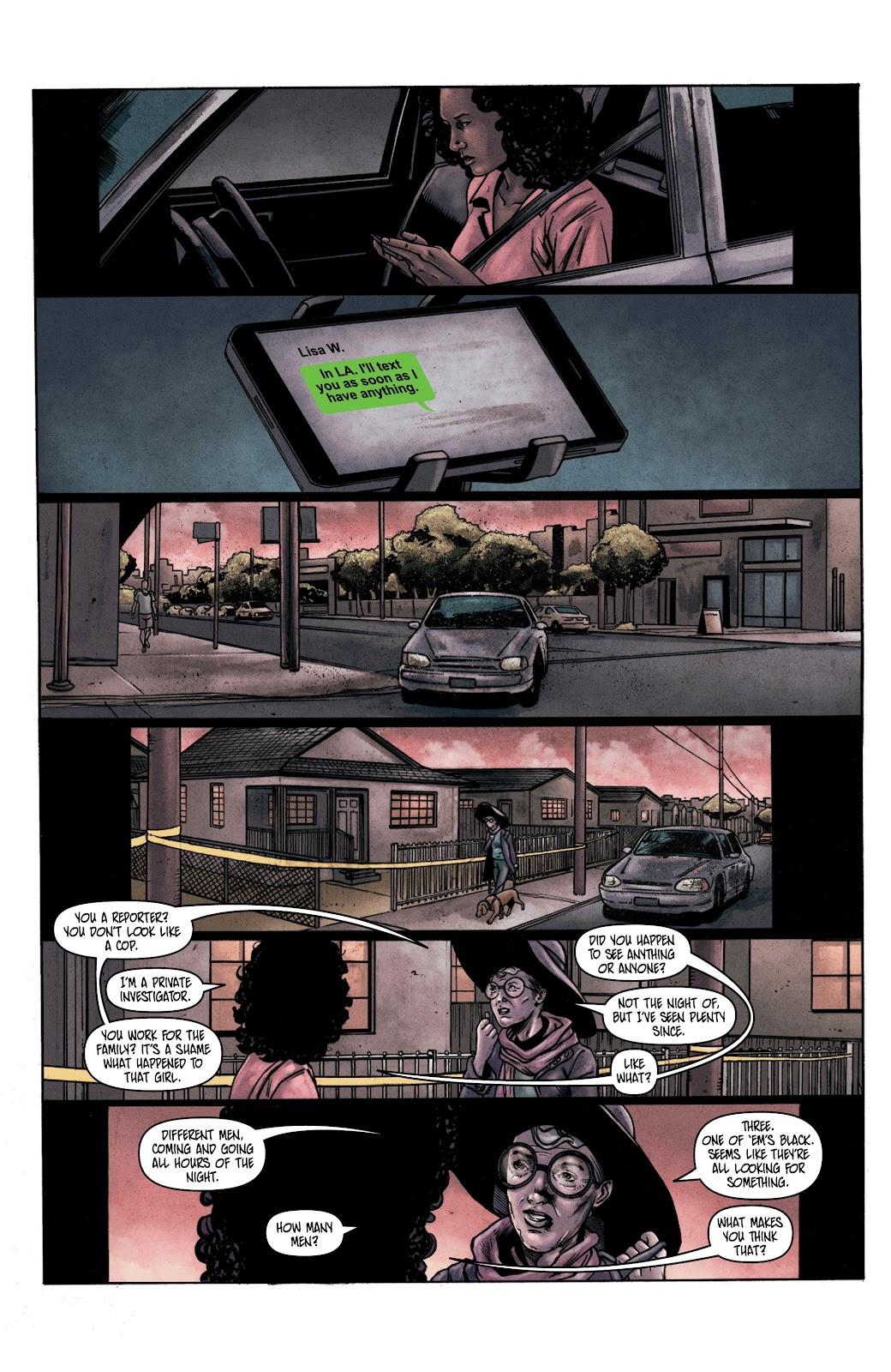 Read online Vindication comic -  Issue #2 - 18