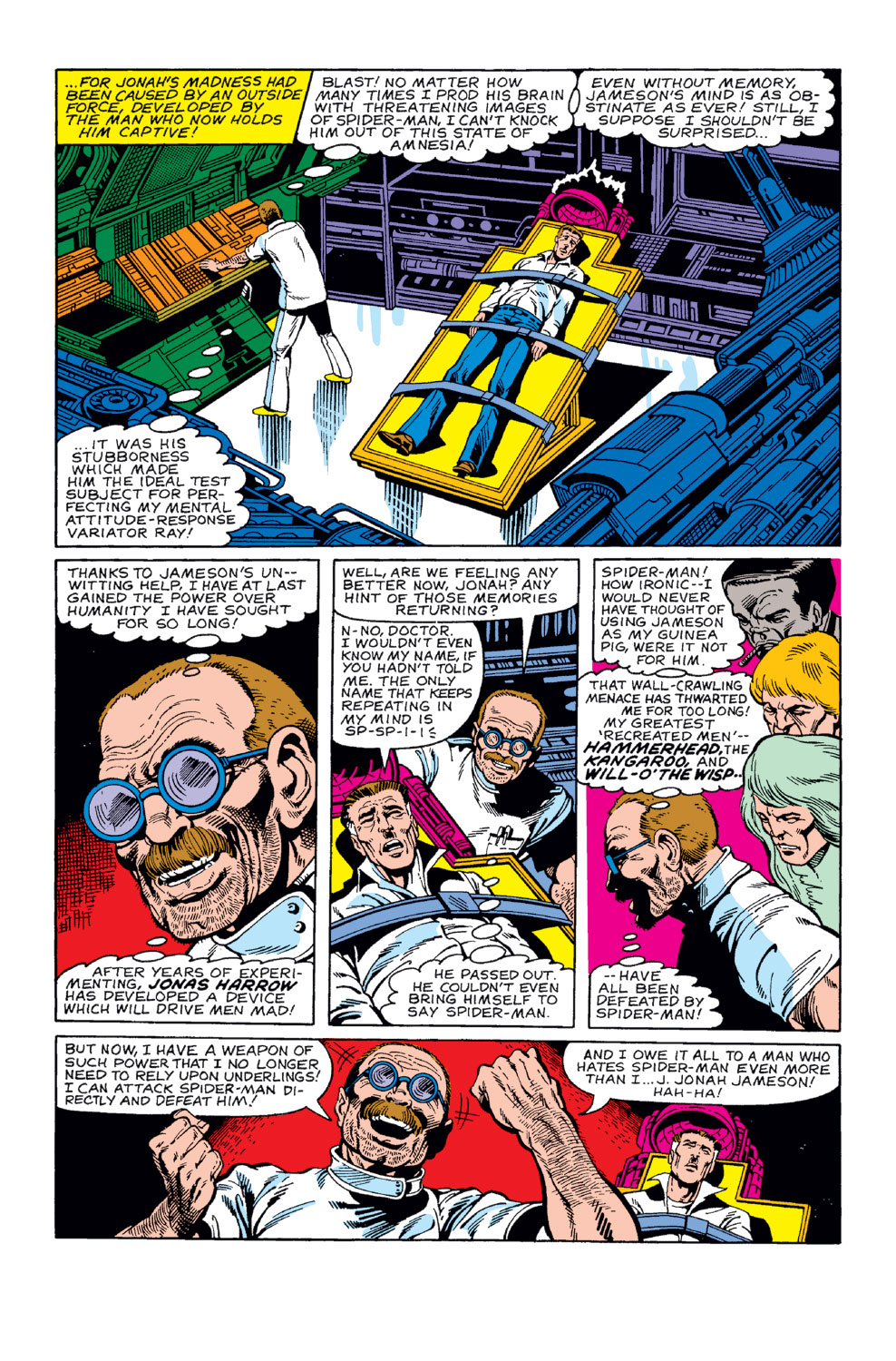 The Amazing Spider-Man (1963) 206 Page 2