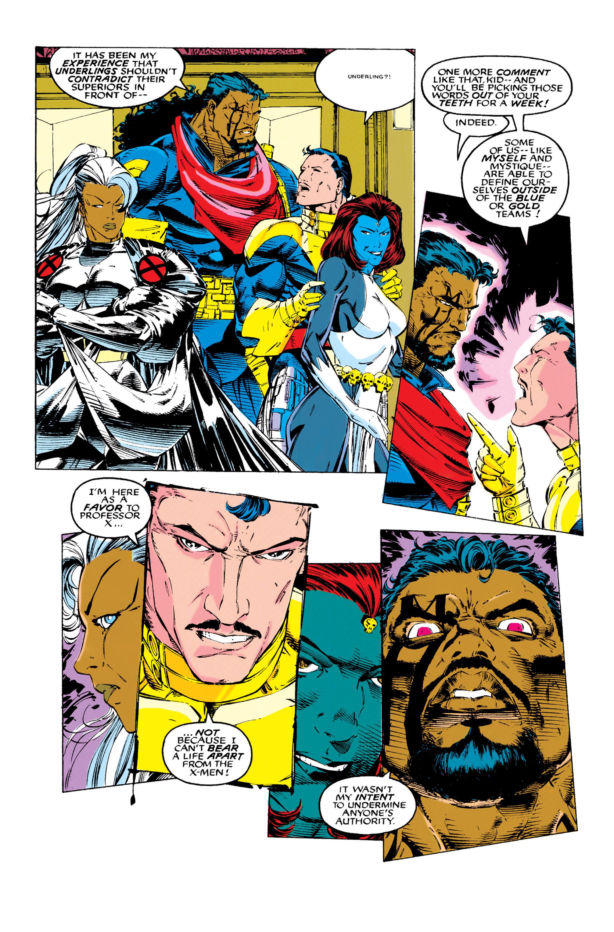 Read online Uncanny X-Men (1963) comic -  Issue #289 - 14