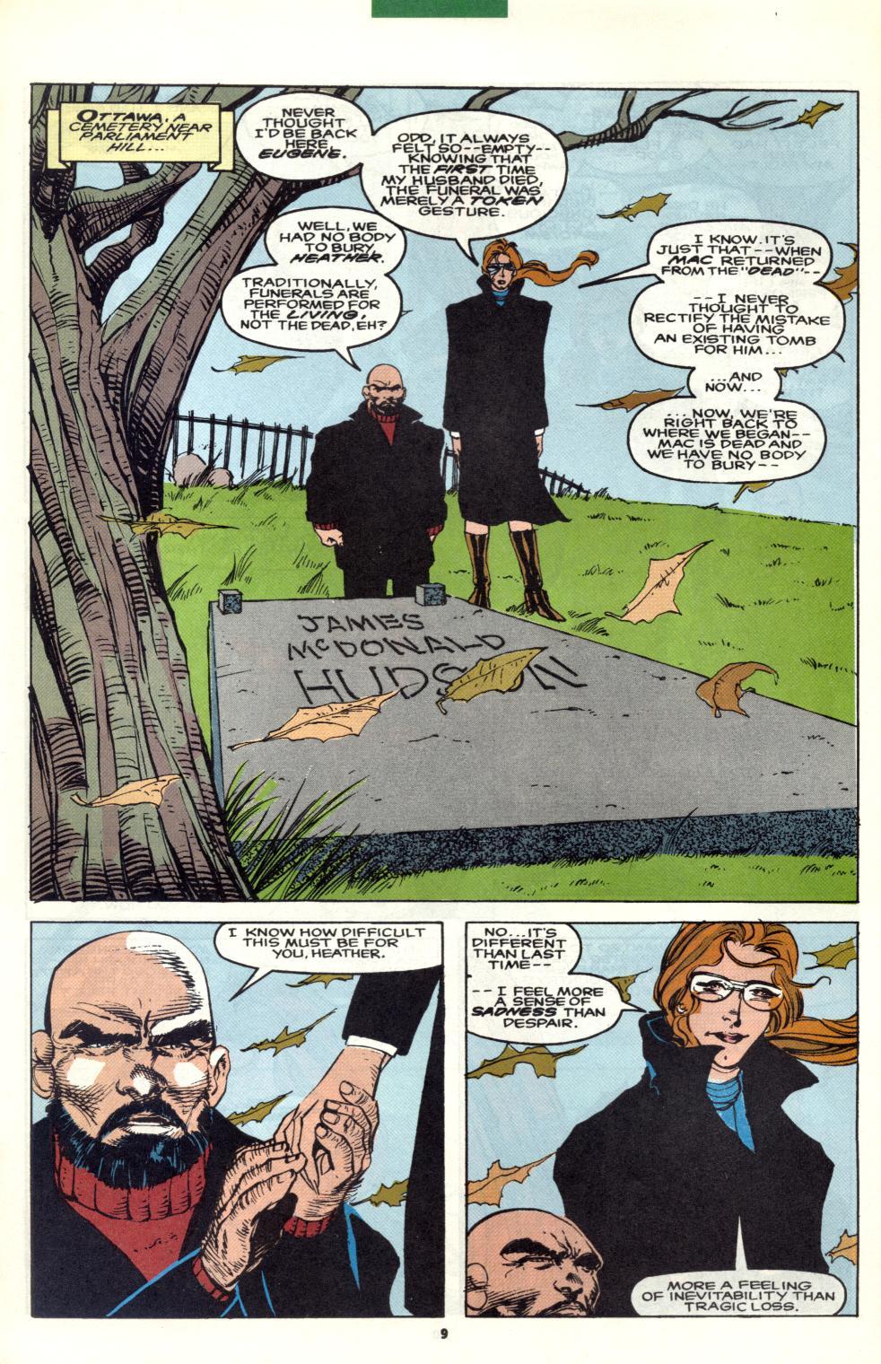 Read online Alpha Flight (1983) comic -  Issue #101 - 8
