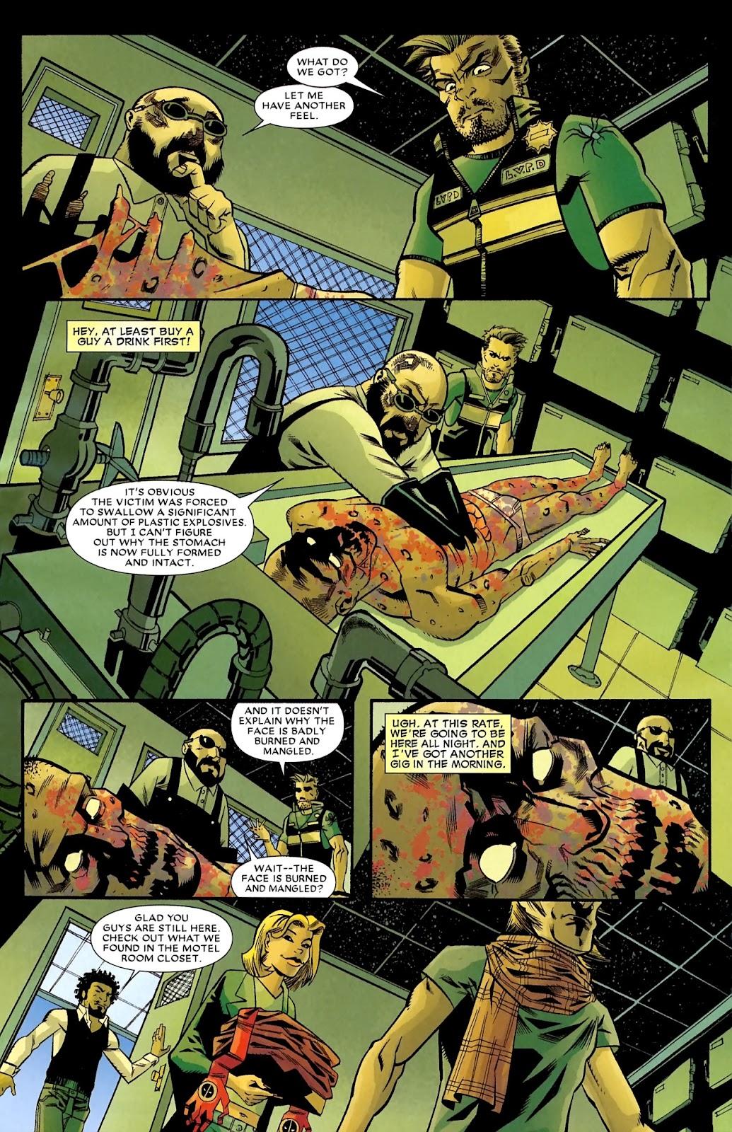 Read online Deadpool (2008) comic -  Issue #900 - 46