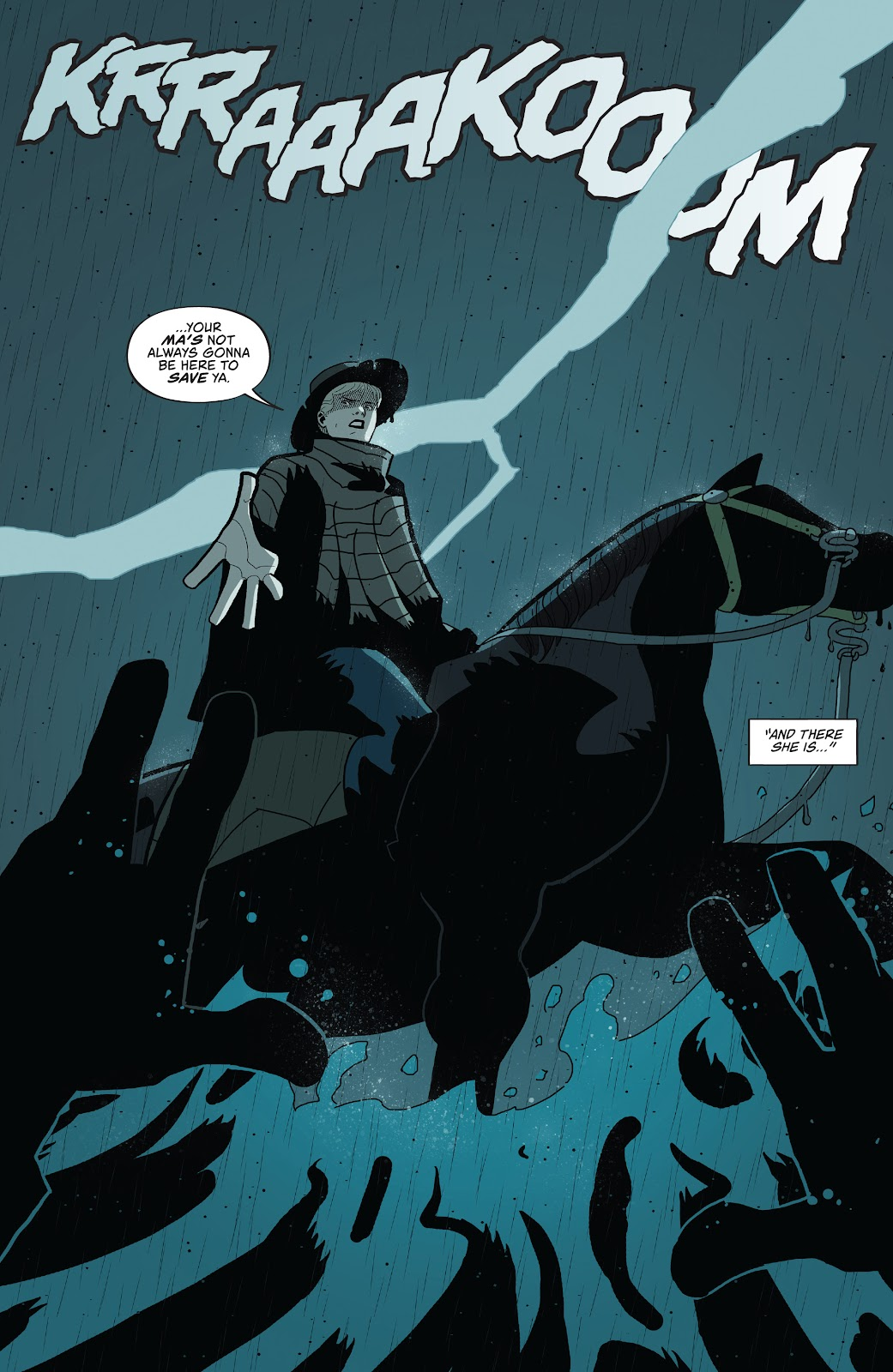 Read online Firefly: The Outlaw Ma Reynolds comic -  Issue # Full - 4
