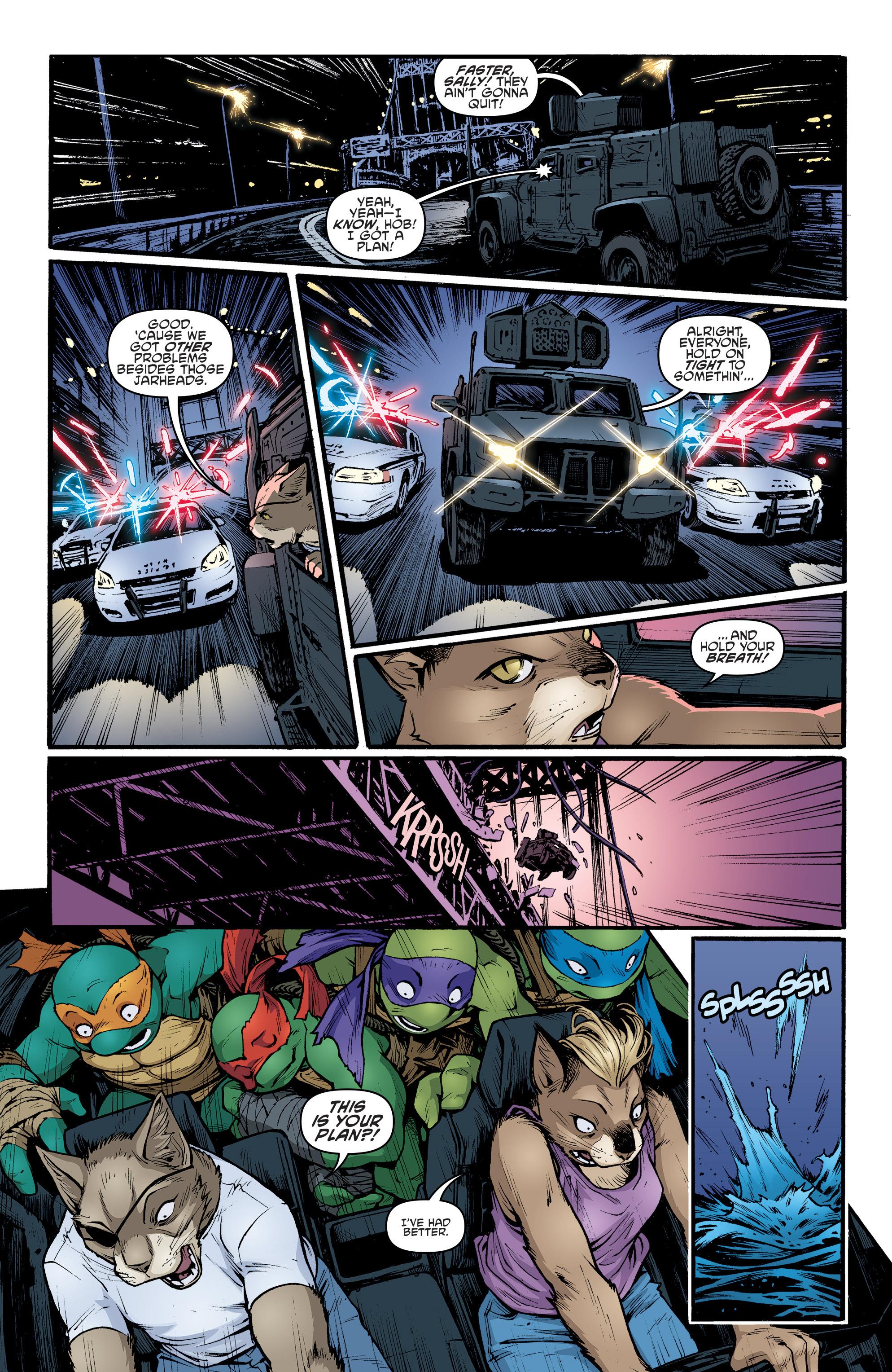Read online Teenage Mutant Ninja Turtles (2011) comic -  Issue #69 - 18