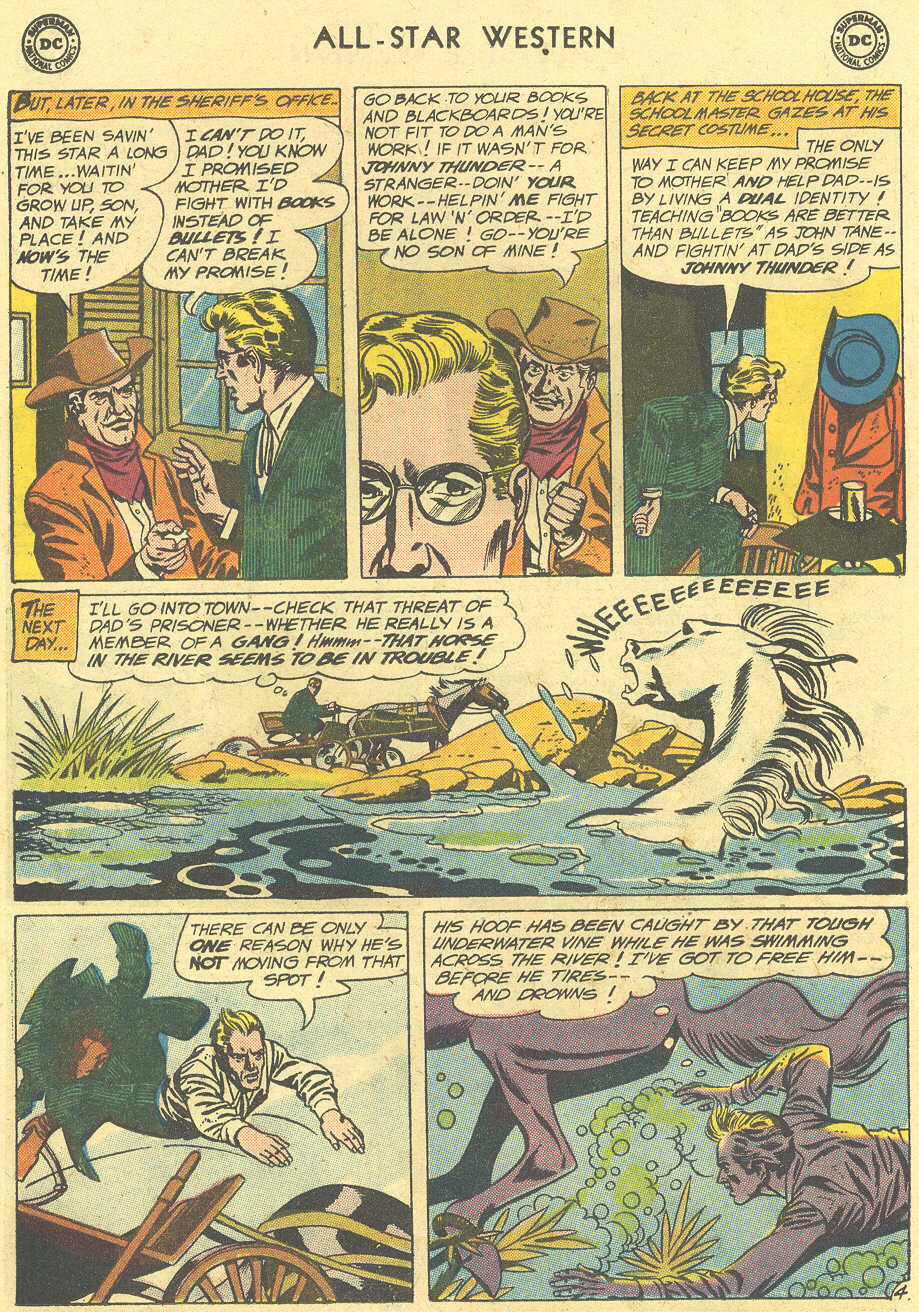 All-Star Western (1951) issue 113 - Page 6