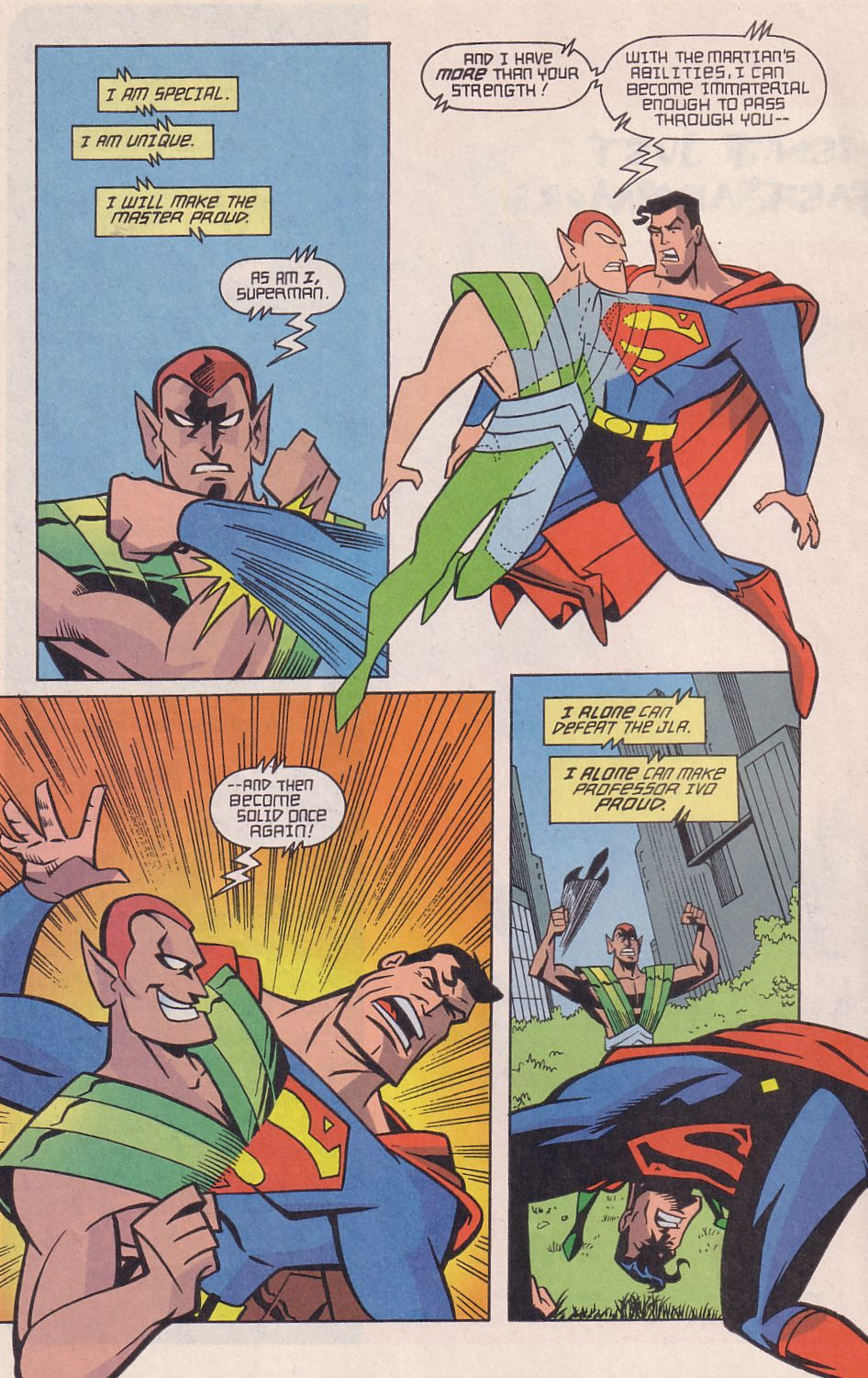 Read online Adventures in the DC Universe comic -  Issue #18 - 14