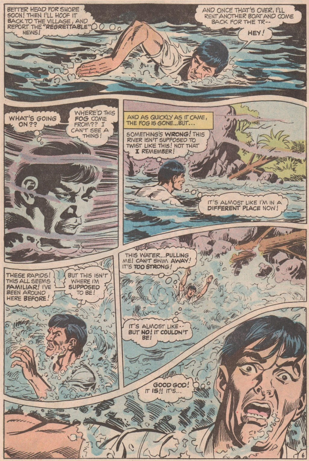 The Witching Hour (1969) issue 6 - Page 23