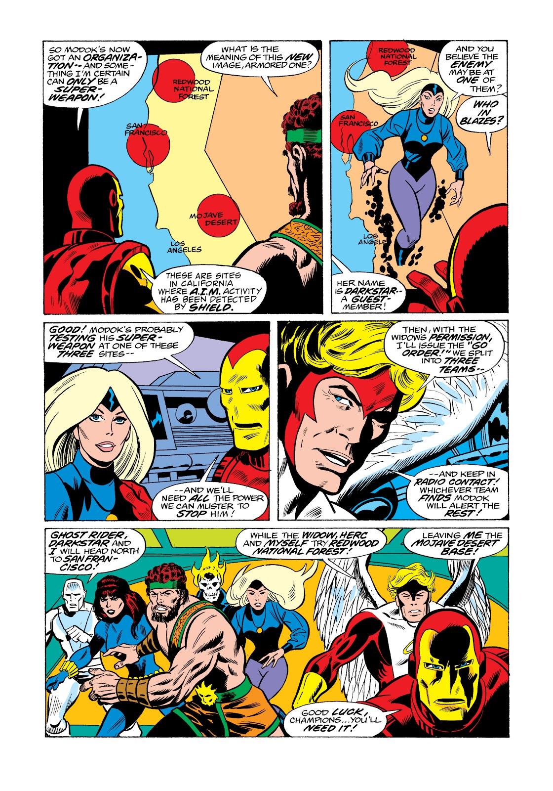 Read online Marvel Masterworks: The Invincible Iron Man comic -  Issue # TPB 11 (Part 3) - 95