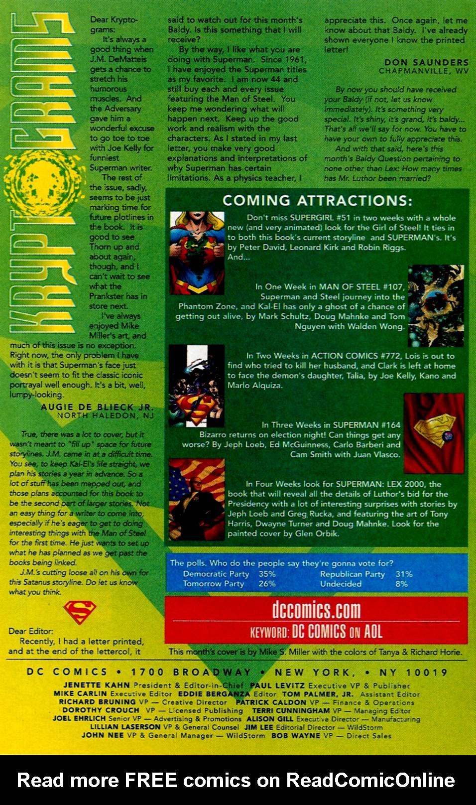 Read online Adventures of Superman (1987) comic -  Issue #585 - 24