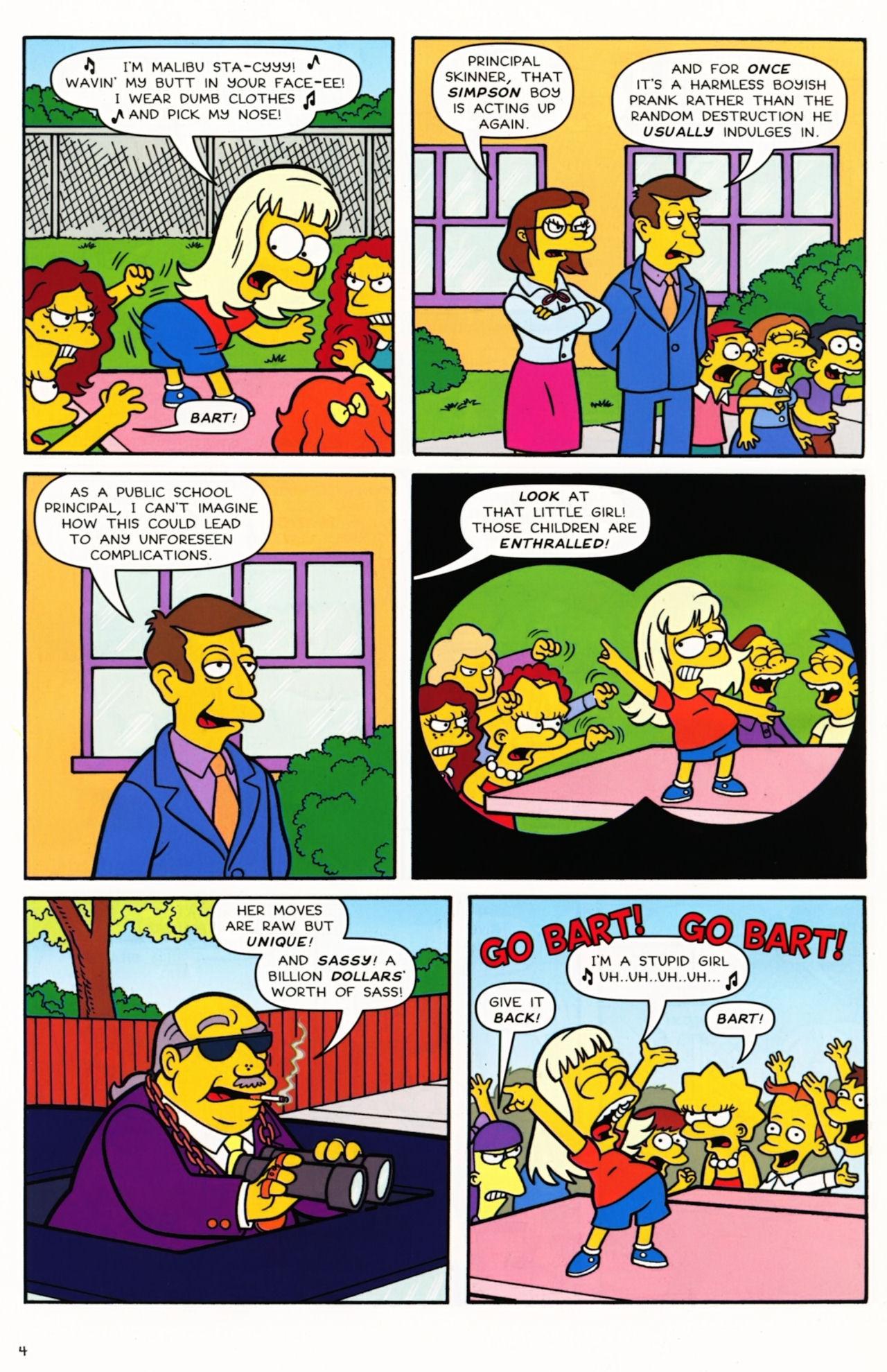Read online Simpsons Comics comic -  Issue #173 - 5