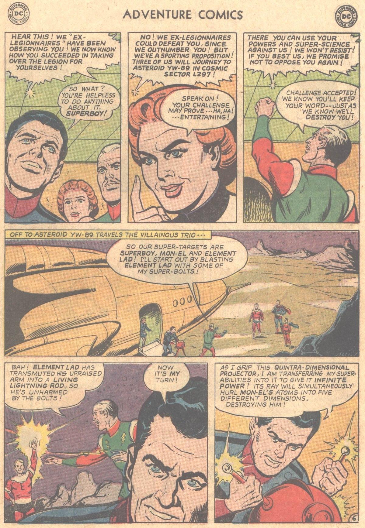Read online Adventure Comics (1938) comic -  Issue #331 - 16